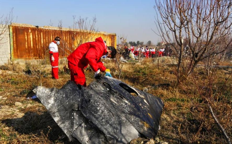 Amerikai sajtóértesülések szerint Irán lőtte le véletlenül az ukrán repülőgépet