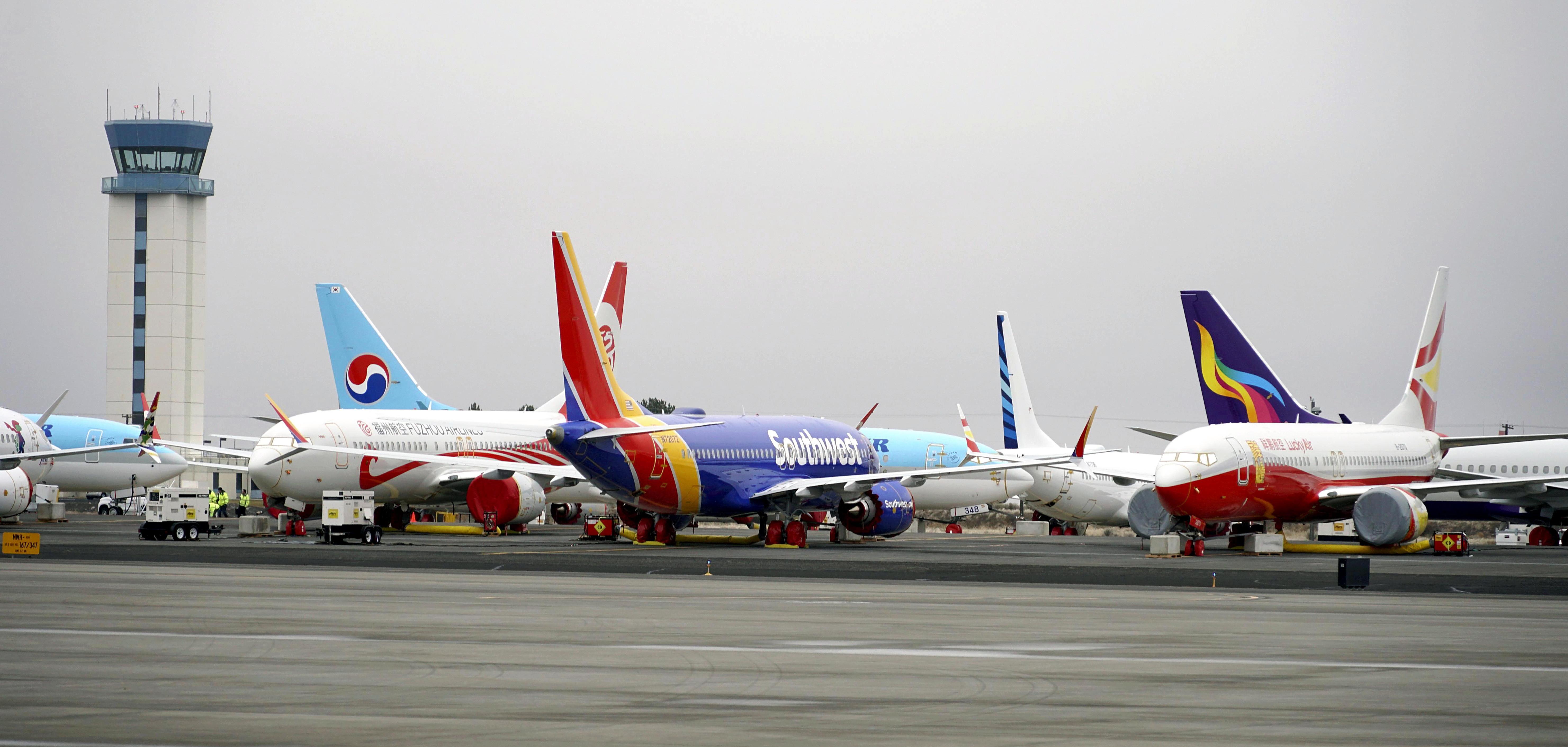 Újabb szoftverhibát talált a Boeing a 737 MAX gépein