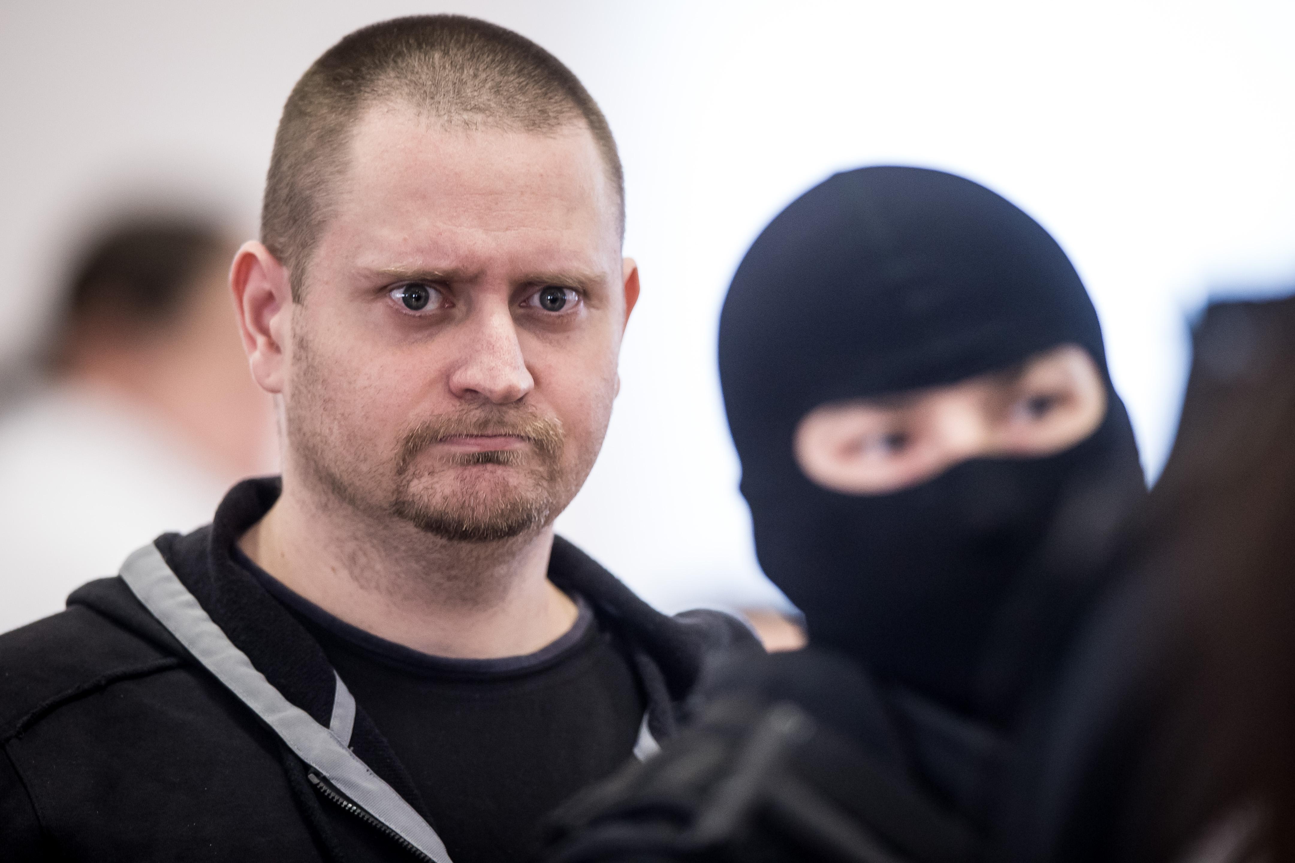 """""""Bűnös vagyok!"""" – mondta ki a bérgyilkos a szlovák újságírógyilkosság tárgyalásának első napján"""