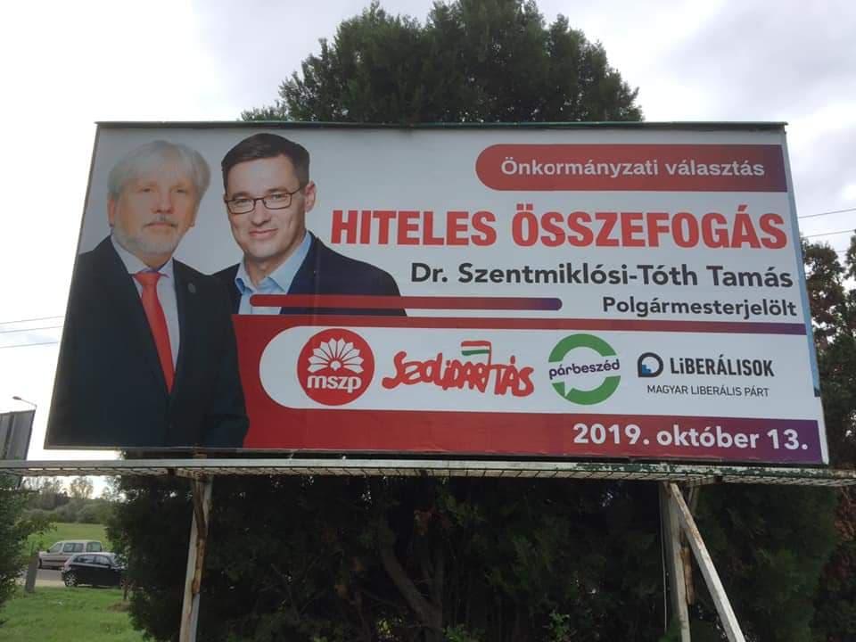Törökbálinton nyíltan összeállt a Fidesz és az MSZP, lebénul a testület