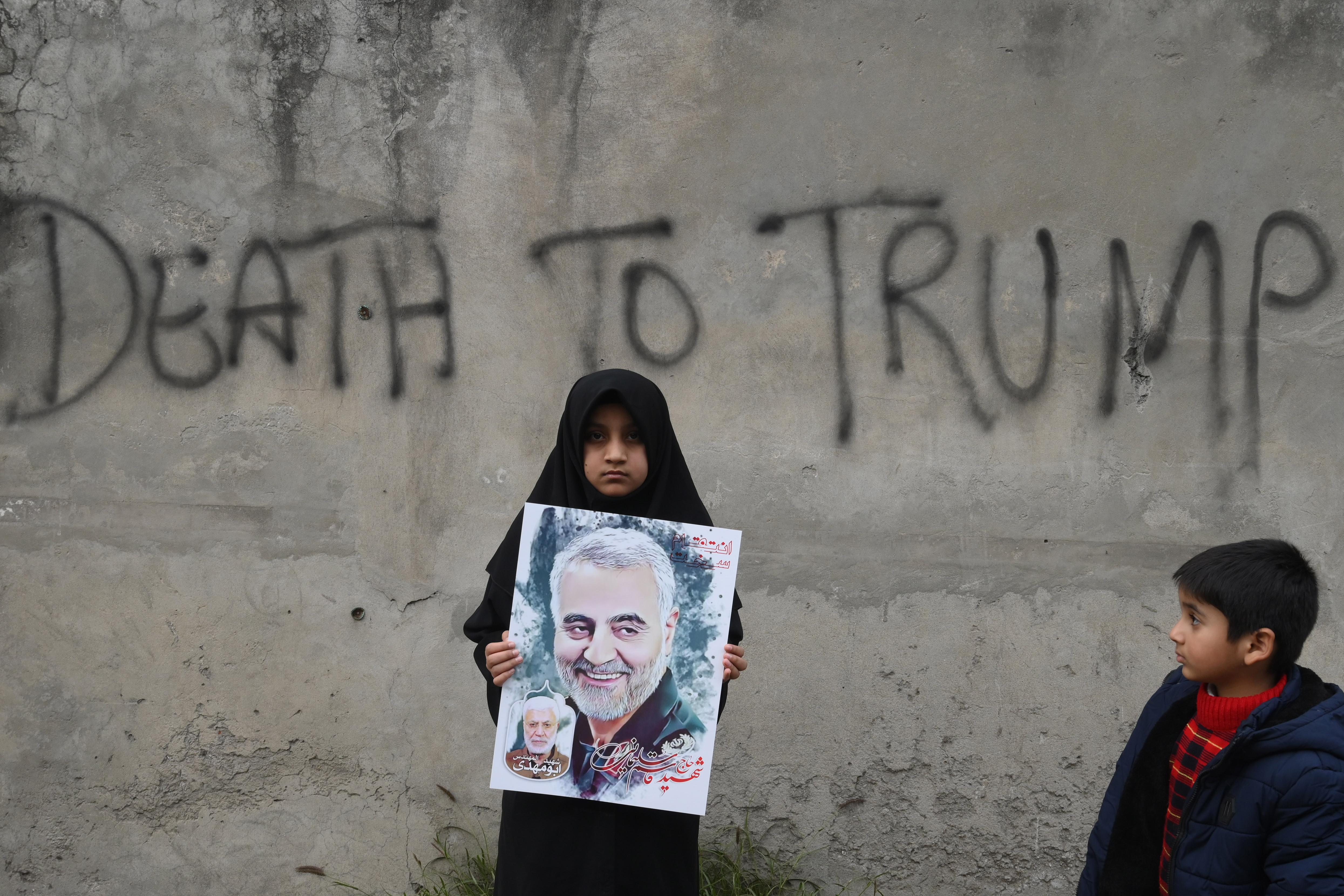 Irán még nem bosszulta meg Szulejmáni halálát