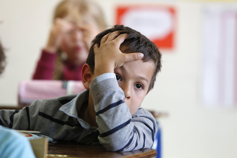 Az ötödikes gyerekek harmada arra panaszkodik, hogy állandóan fáradtnak érzi magát