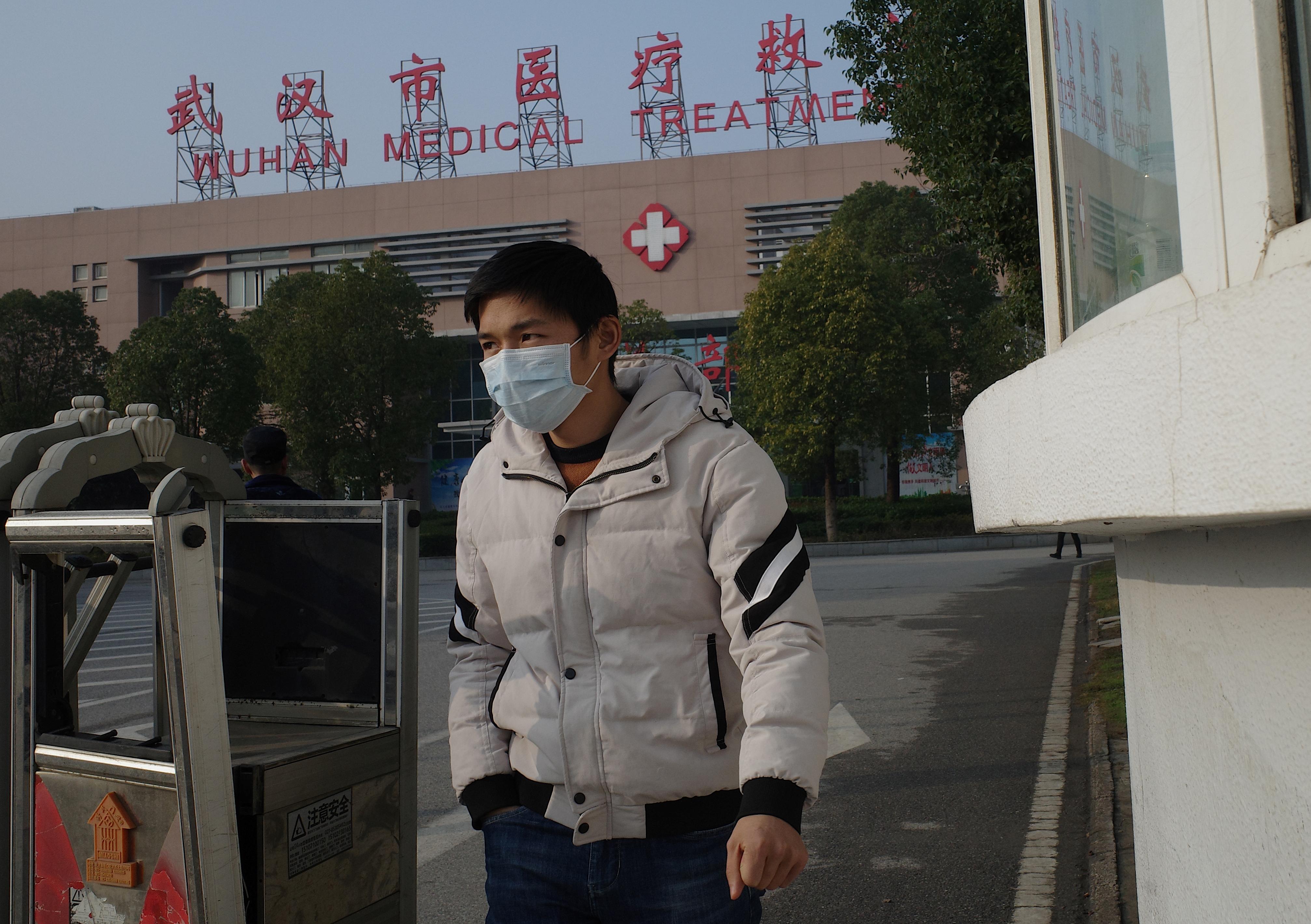 Vuhanon kívül más kínai nagyvárosokban is megjelenhetett az új koronavírus