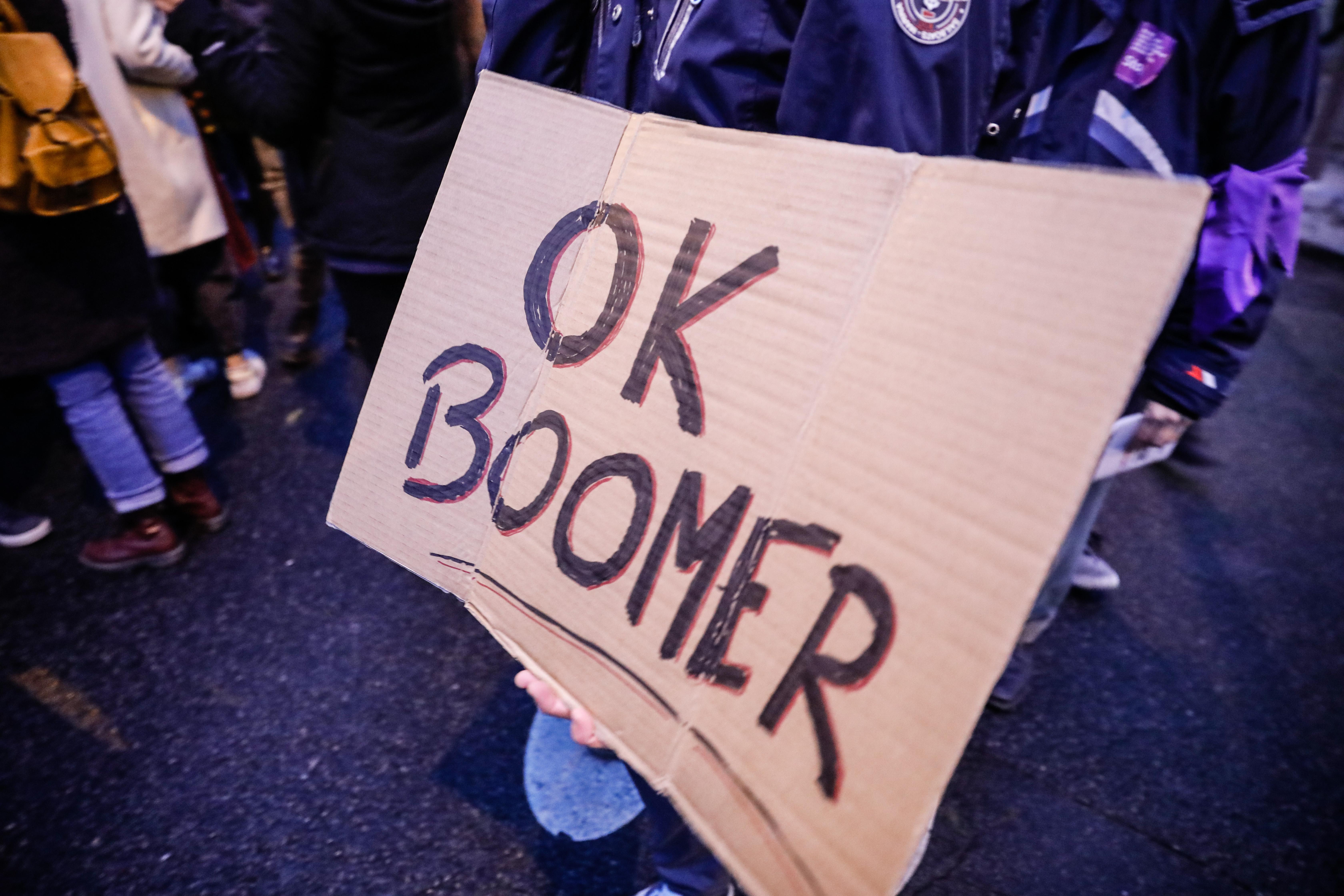 """""""OK, boomer"""" - hangzott el az amerikai Legfelsőbb Bíróságon"""