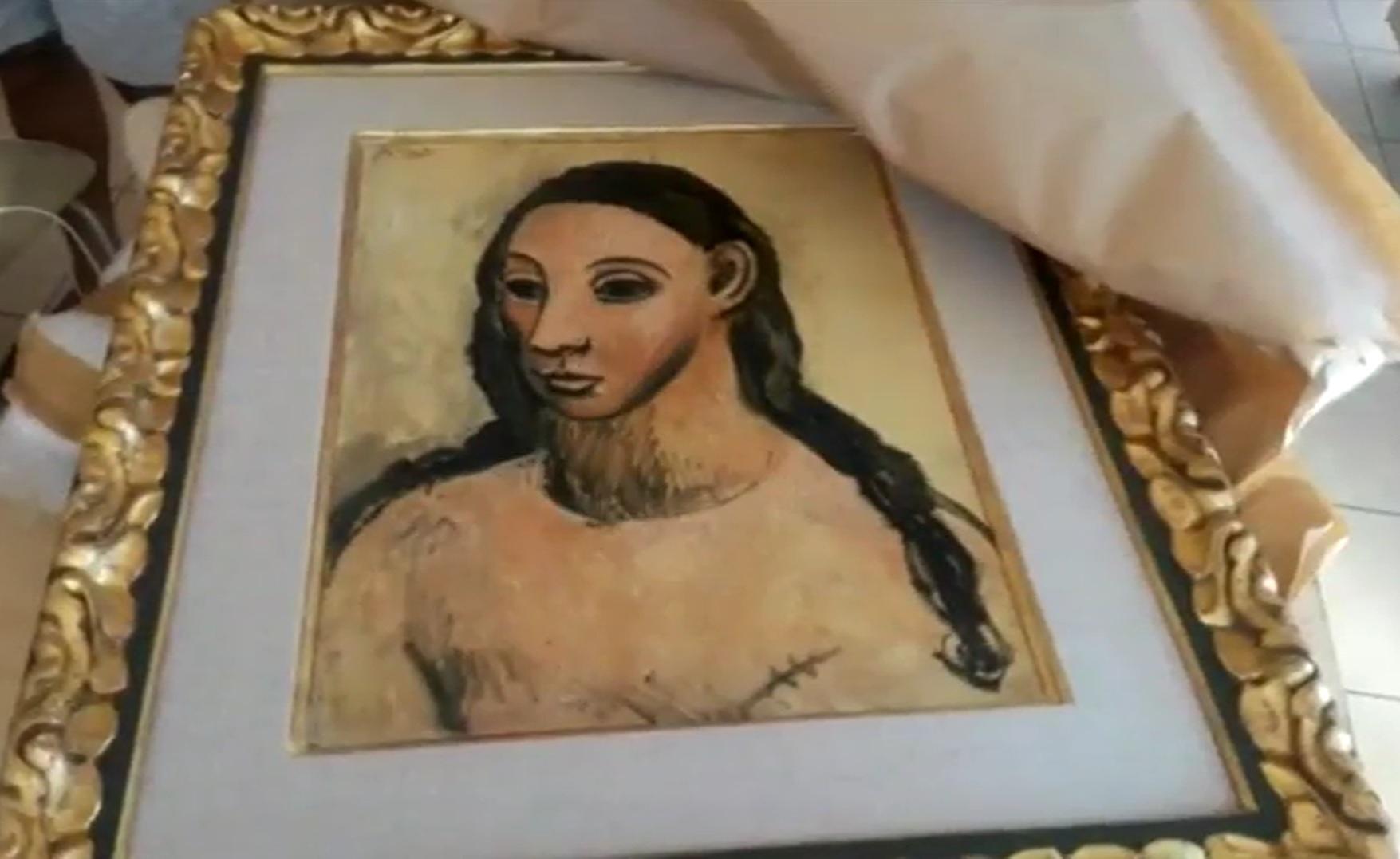 Másfél évet kapott a spanyol bankár, aki Picasso-festményt akart külföldre csempészni