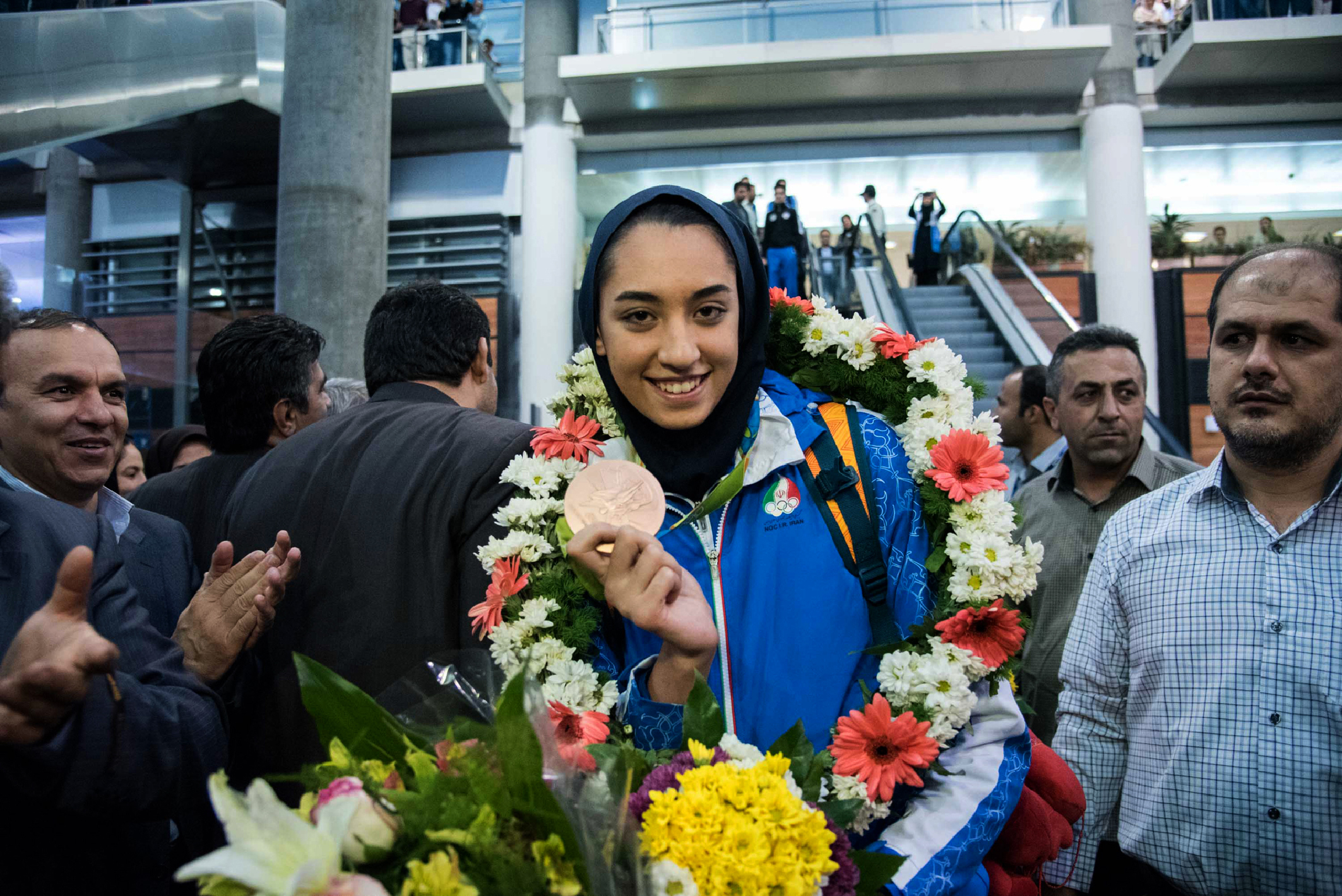 Németként indulna az olimpián Irán egyetlen olimpiai érmese