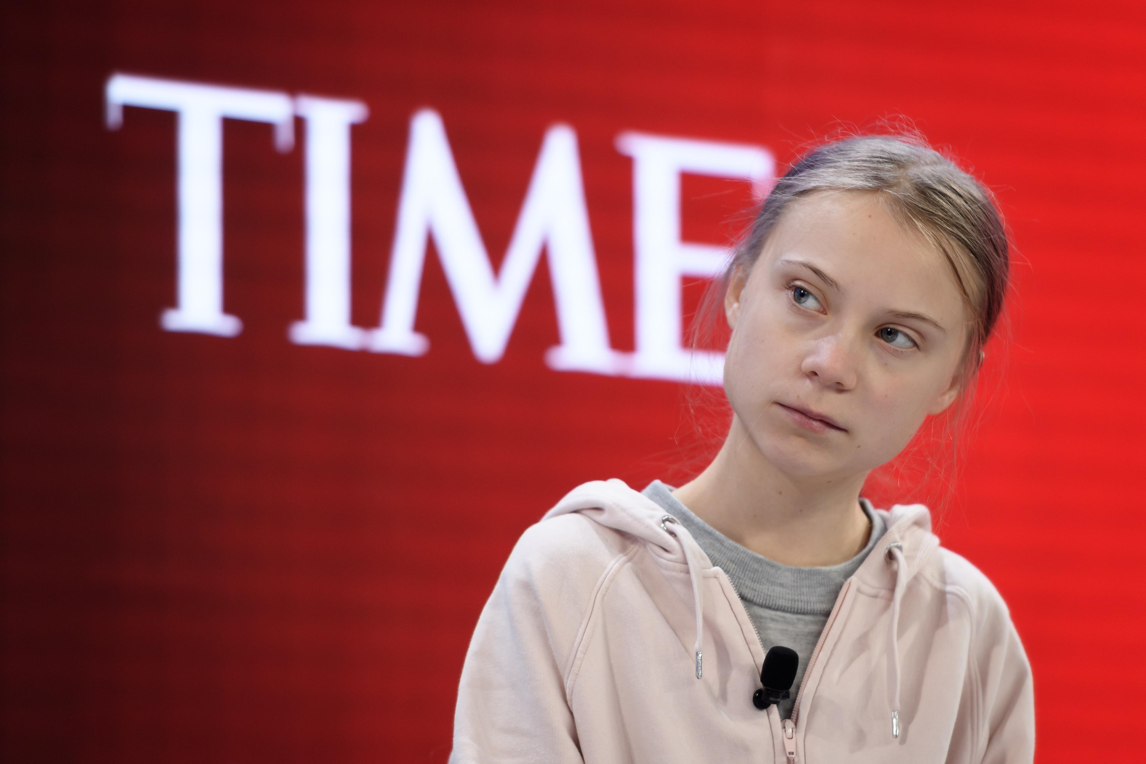 Greta Thunberg: Ott tartunk, mint 18 hónappal ezelőtt