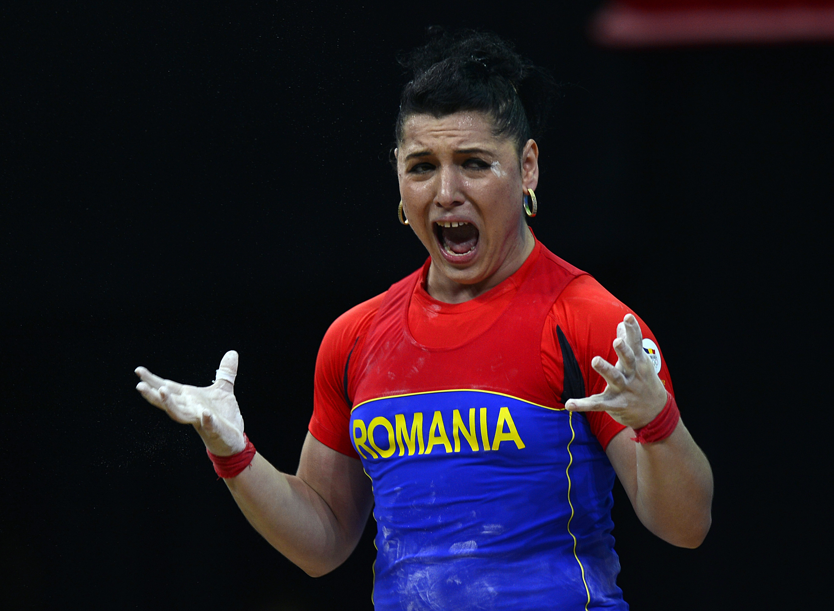 A londoni olimpia mindegyik román súlyemelőjének pozitív lett a doppingtesztje