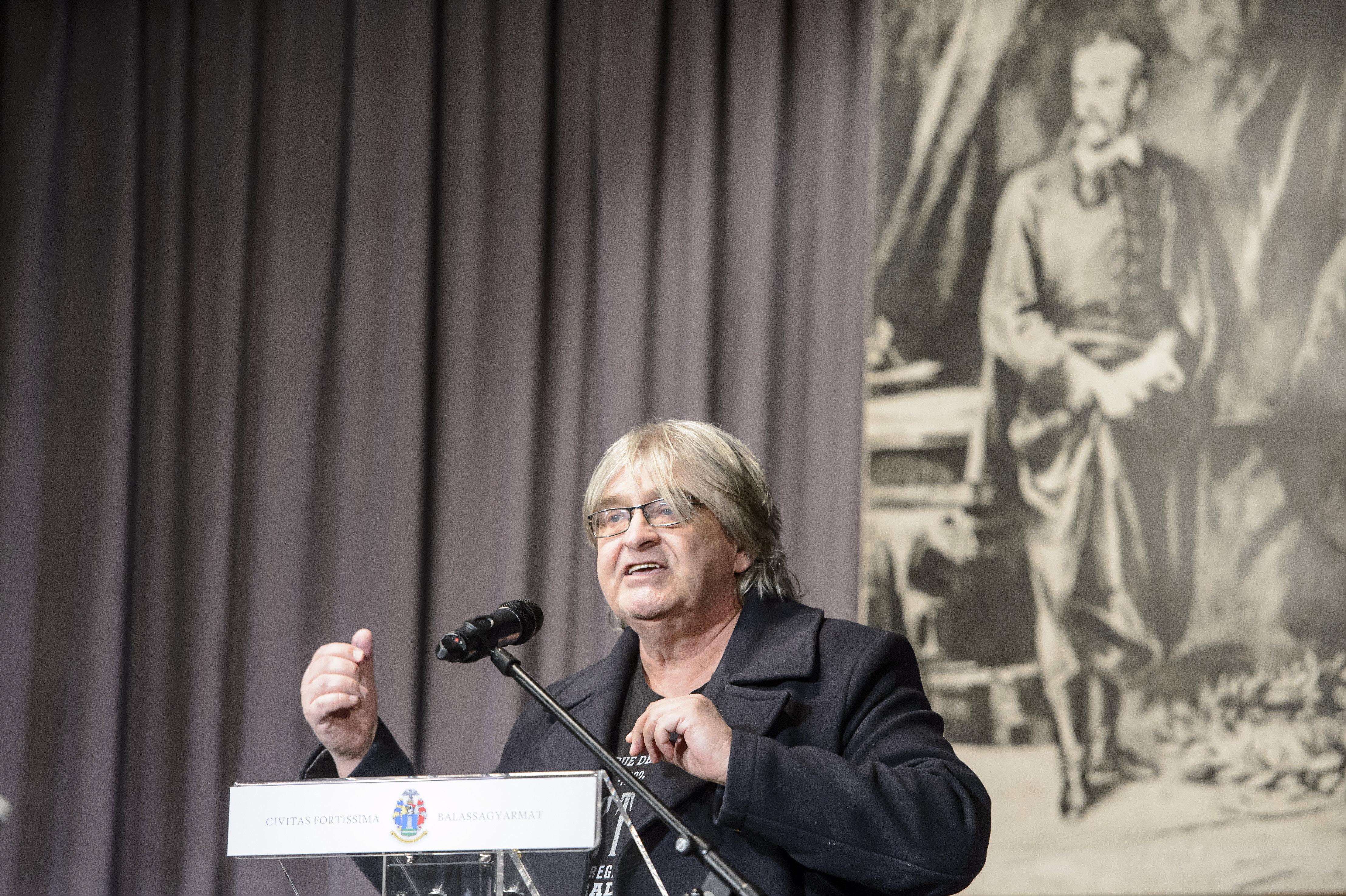 Dörner György, Káel Csaba és Szombathy Gyula is Kossuth-díjat kapott