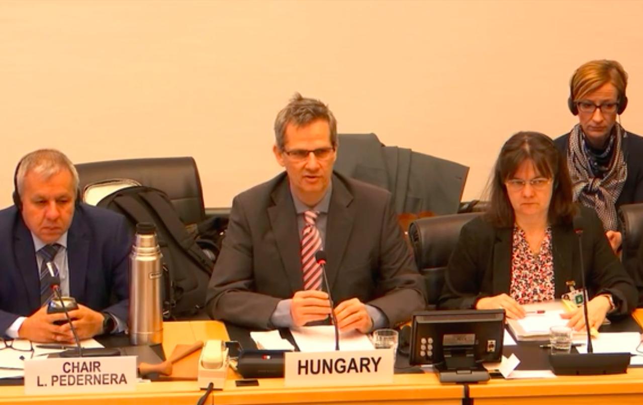 Új magyarázattal állt elő a kormány Gyöngyöspata-ügyben az ENSZ gyermekjogi ülésén