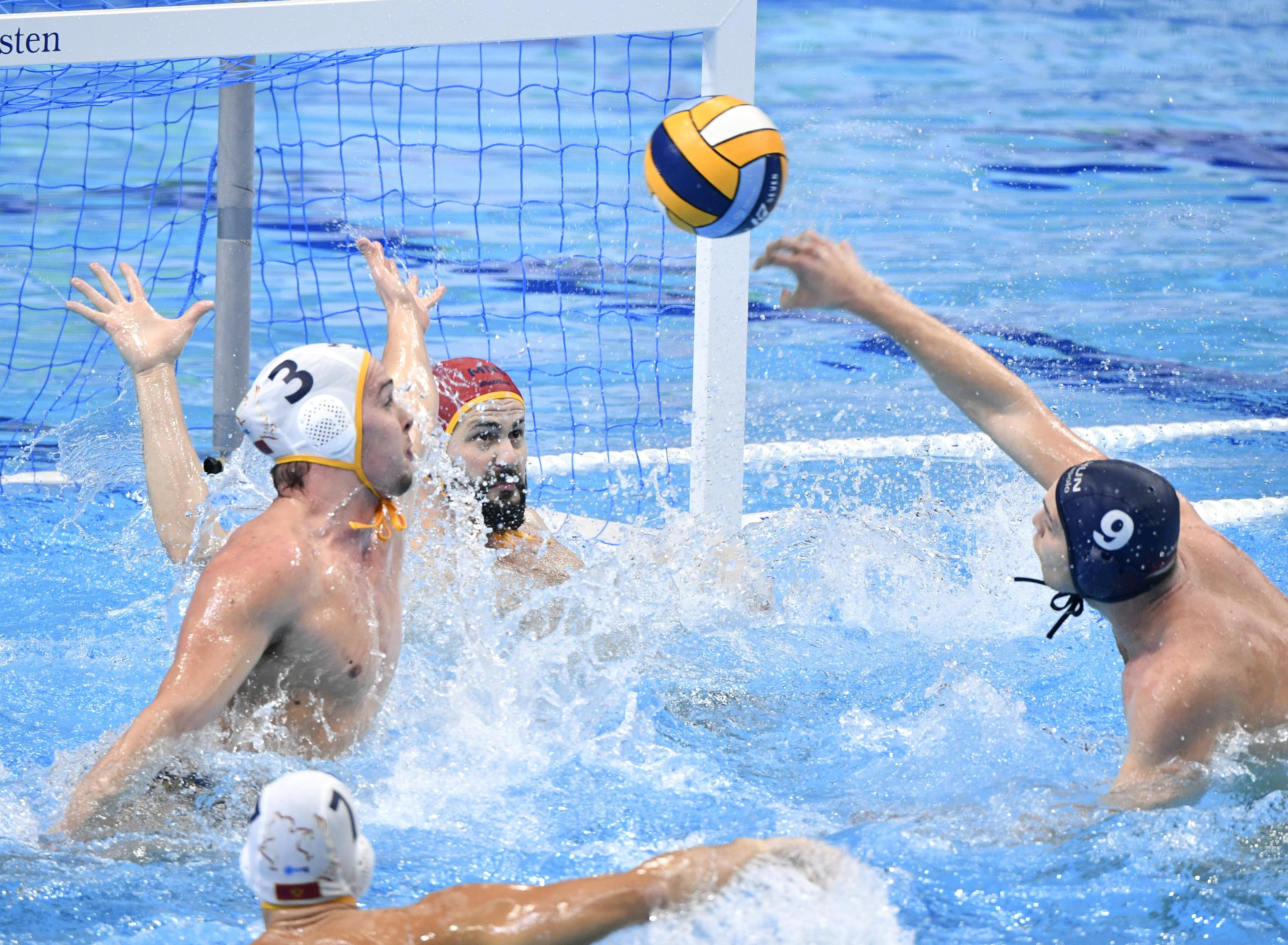 Döntős a budapesti Eb-n, és olimpiai résztvevő a magyar férfi vízilabdaválogatott