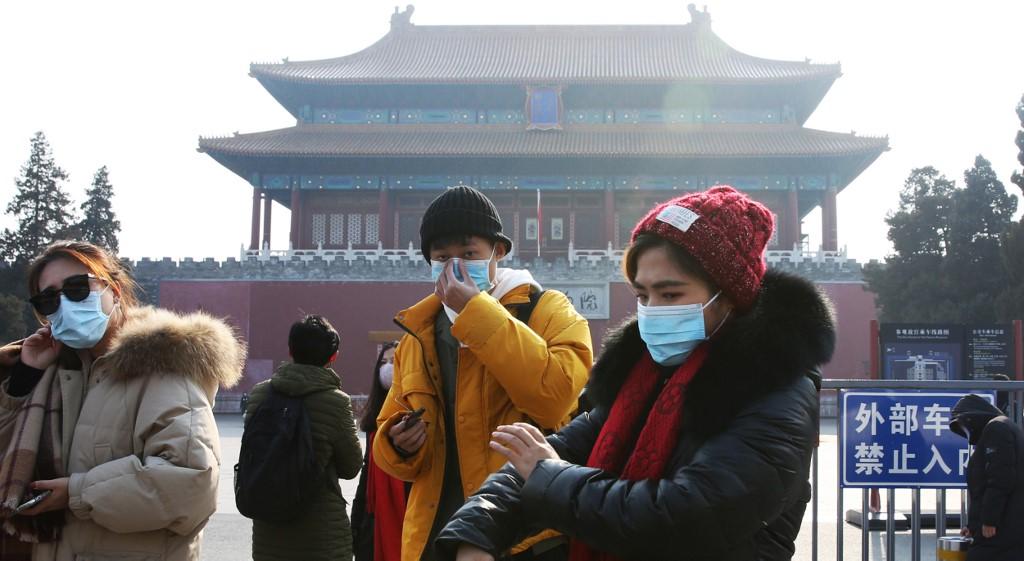 Újabb áldozatokat szedett a koronavírus, lezárták a Tiltott Várost Pekingben