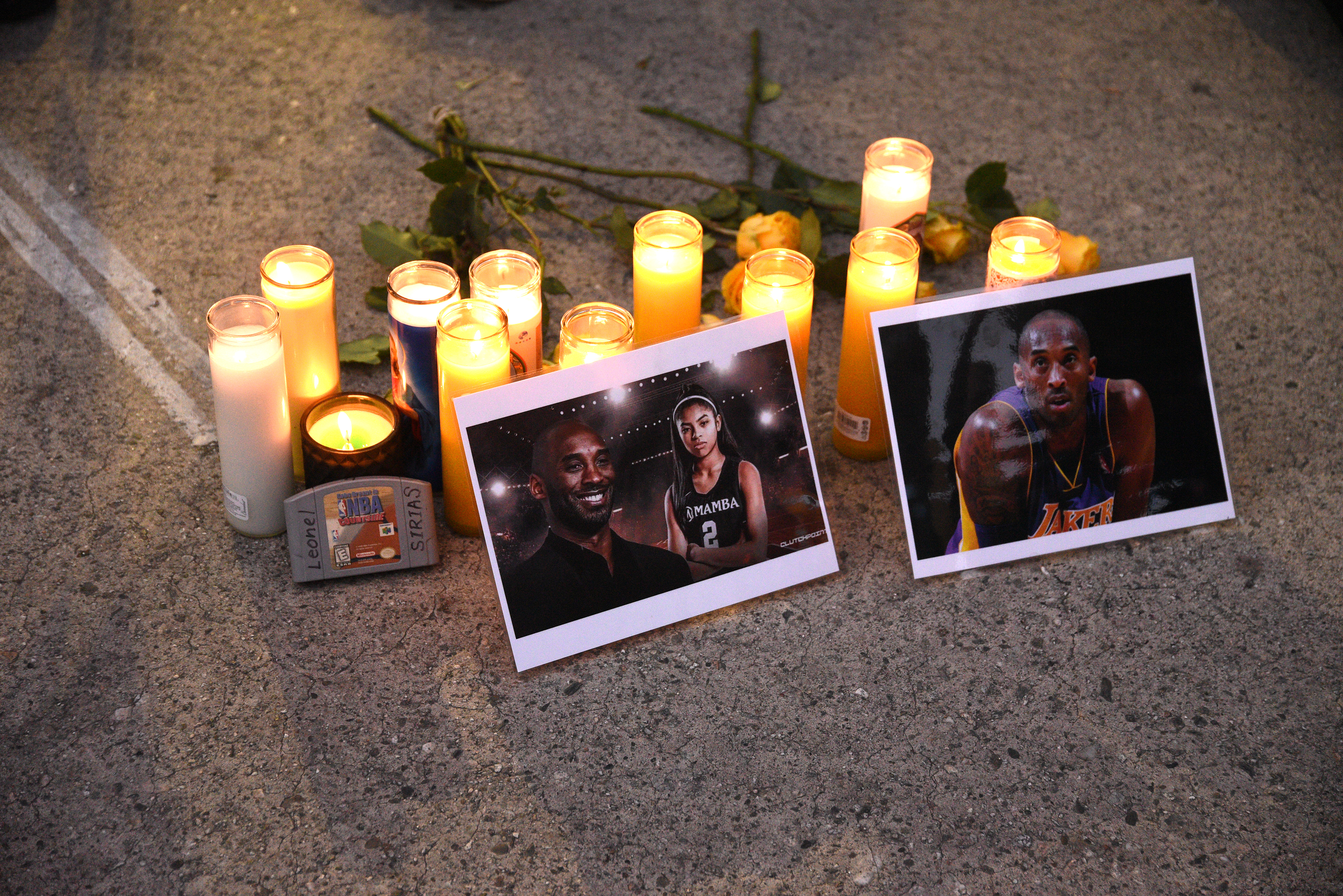 Elkészült a halottkém jelentése Kobe Bryant balesetéről