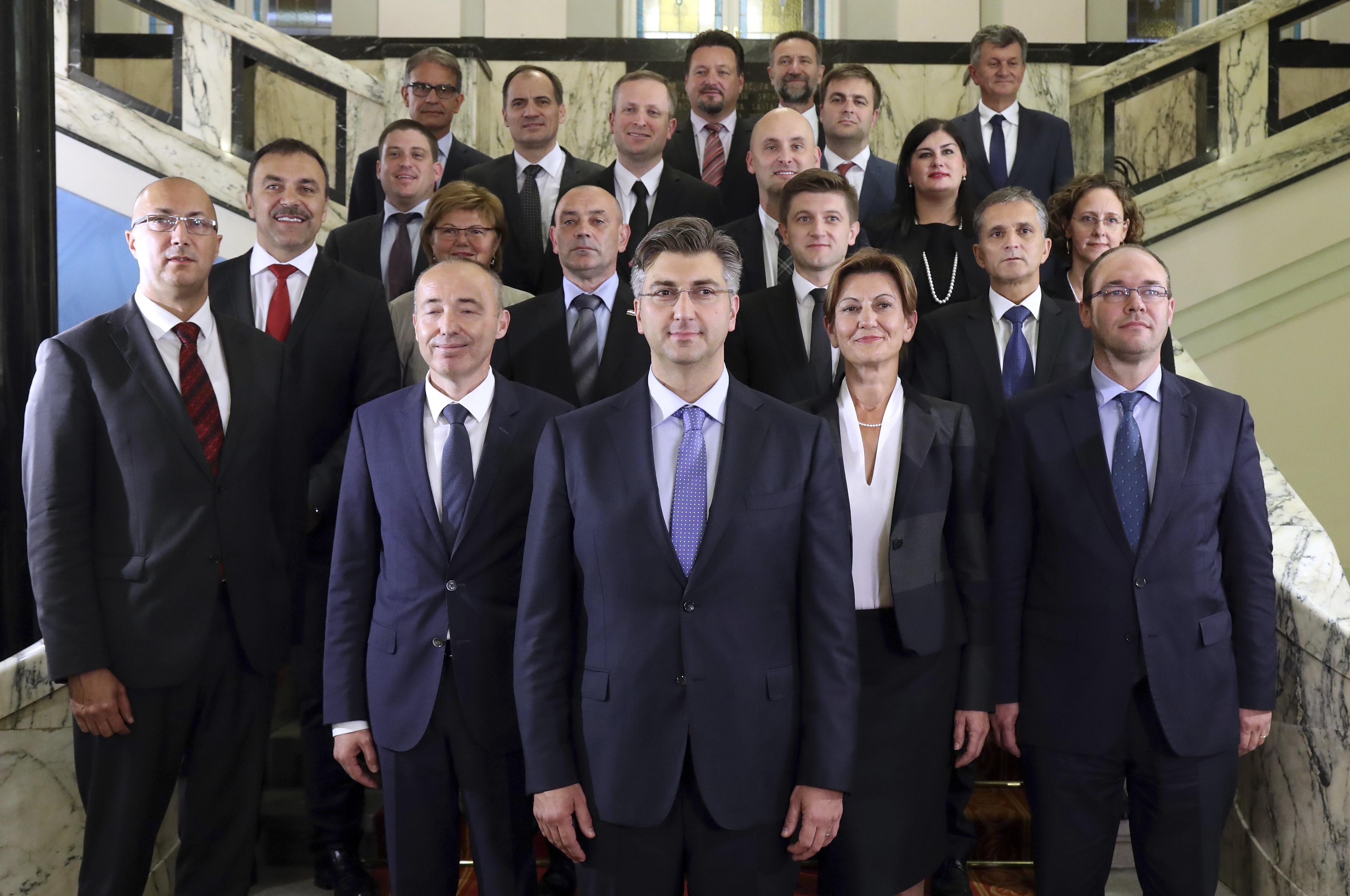 A hamis vagyonnyilatkozata miatt rúgtak ki egy minisztert Horvátországban