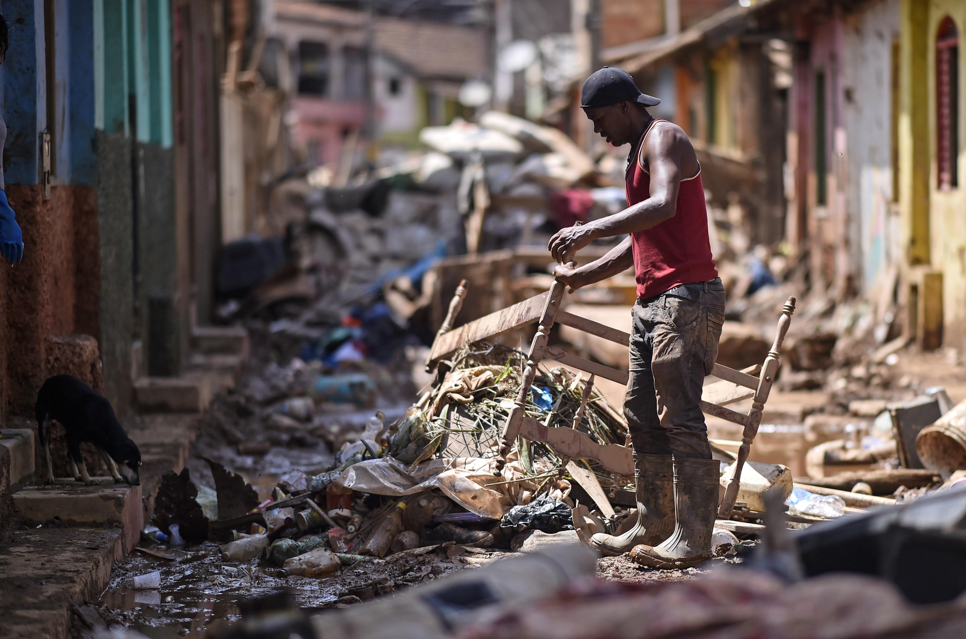 Egy hete árvíz pusztít Brazíliában, már 60 felett a halálos áldozatok száma
