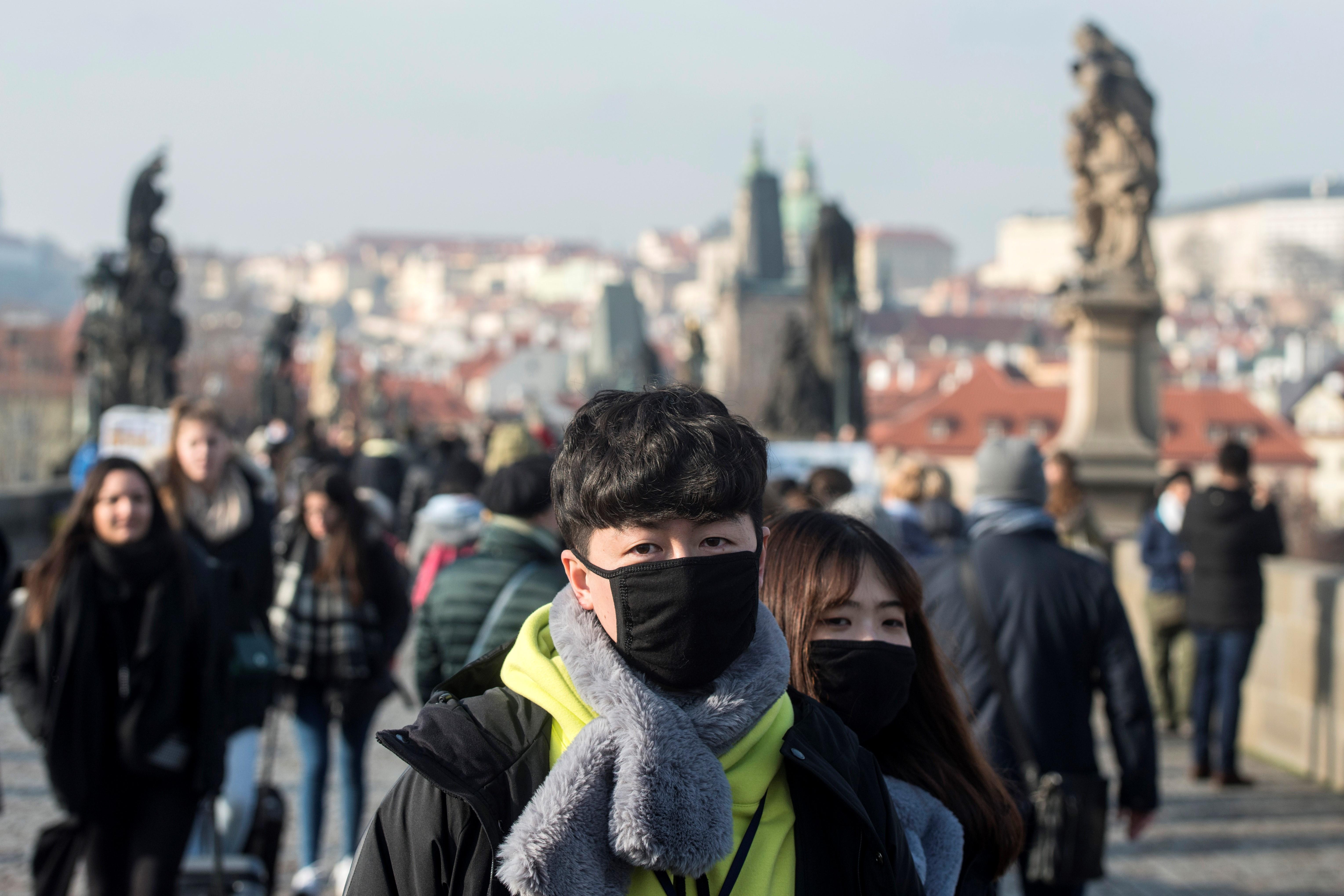 Csehország nem ad ki több vízumot kínaiaknak