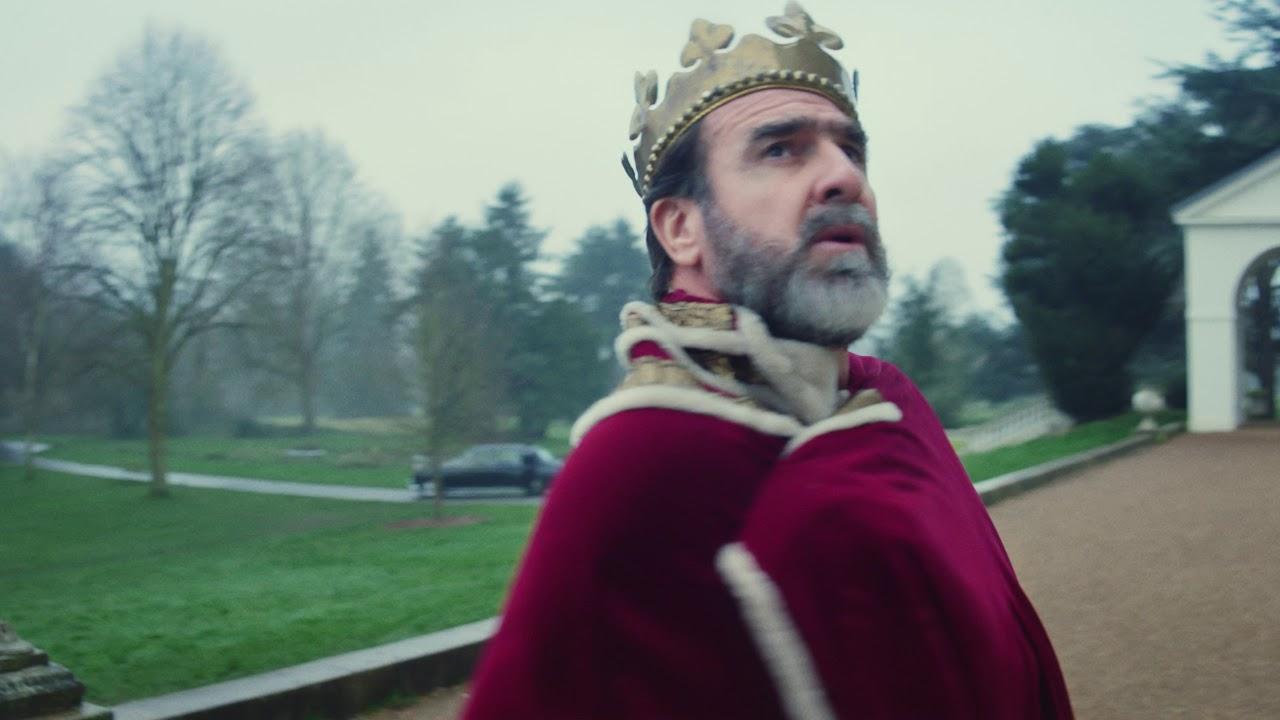 Királyként tűnik fel Eric Cantona Liam Gallagher új klipjében