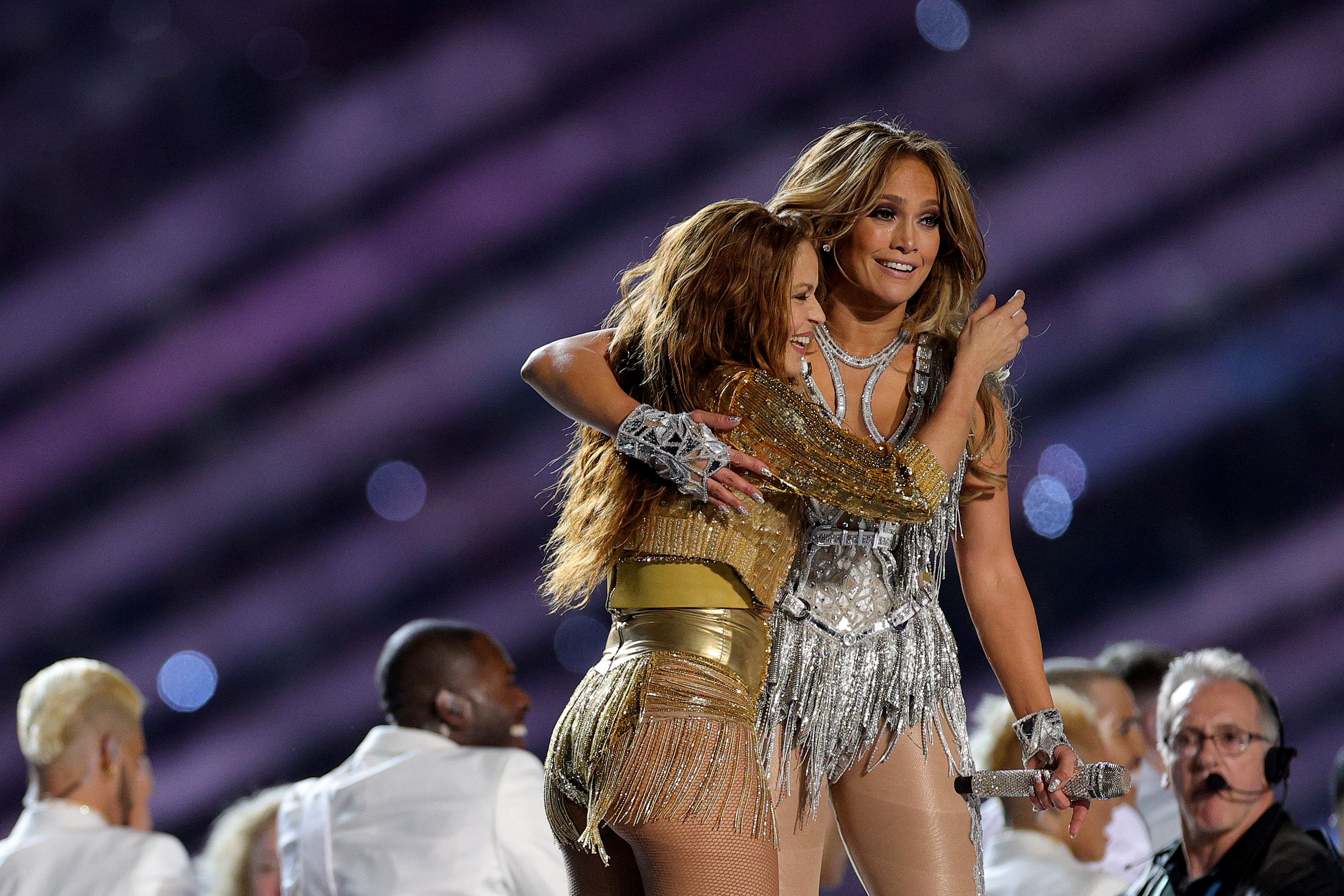 Shakira és Jennifer Lopez megmutatta, hogy van értelme fellépni a Super Bowl félidejében