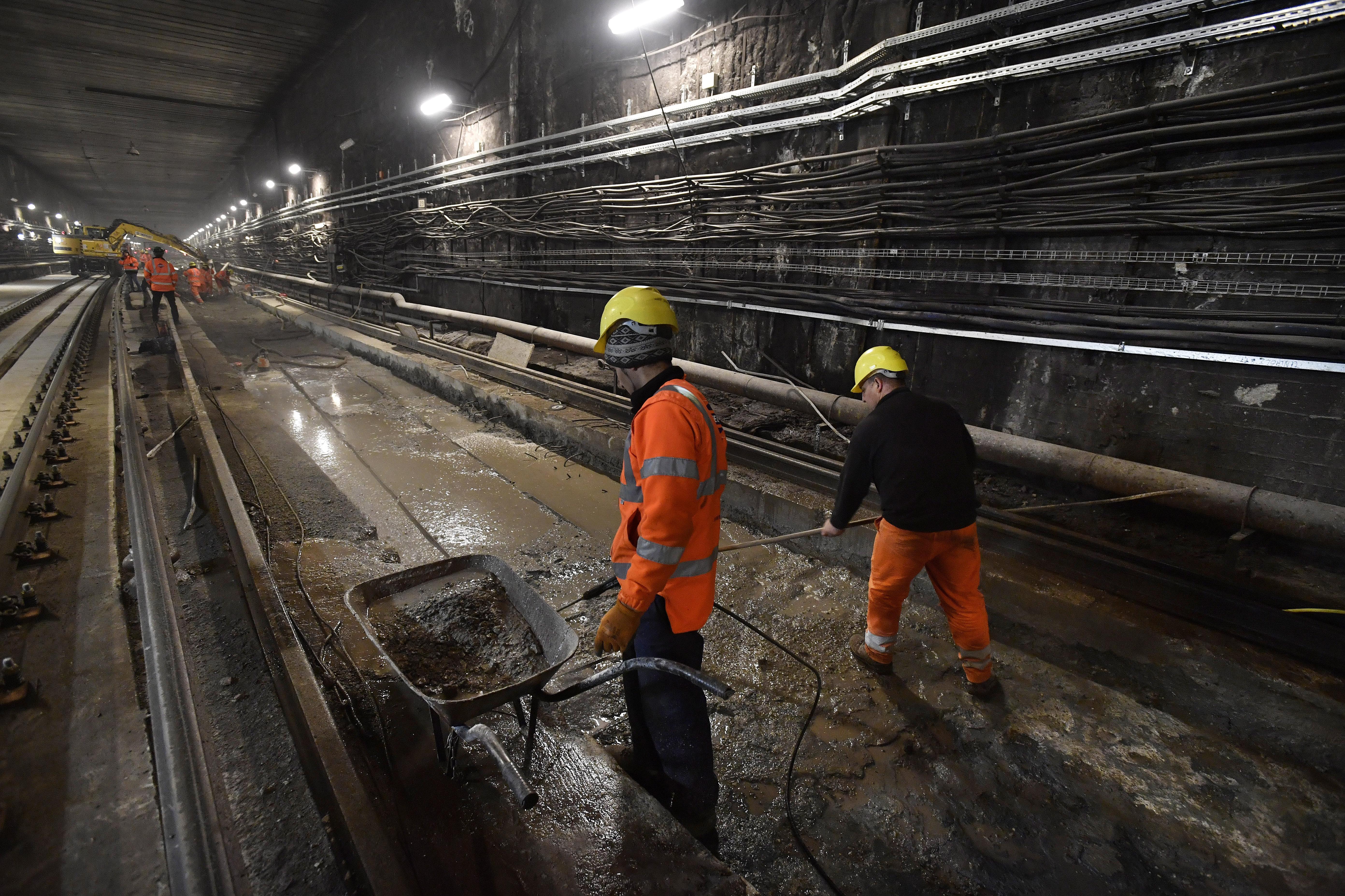 Hónapokig lezárások lesznek a Népligetnél a metrófelújítás miatt