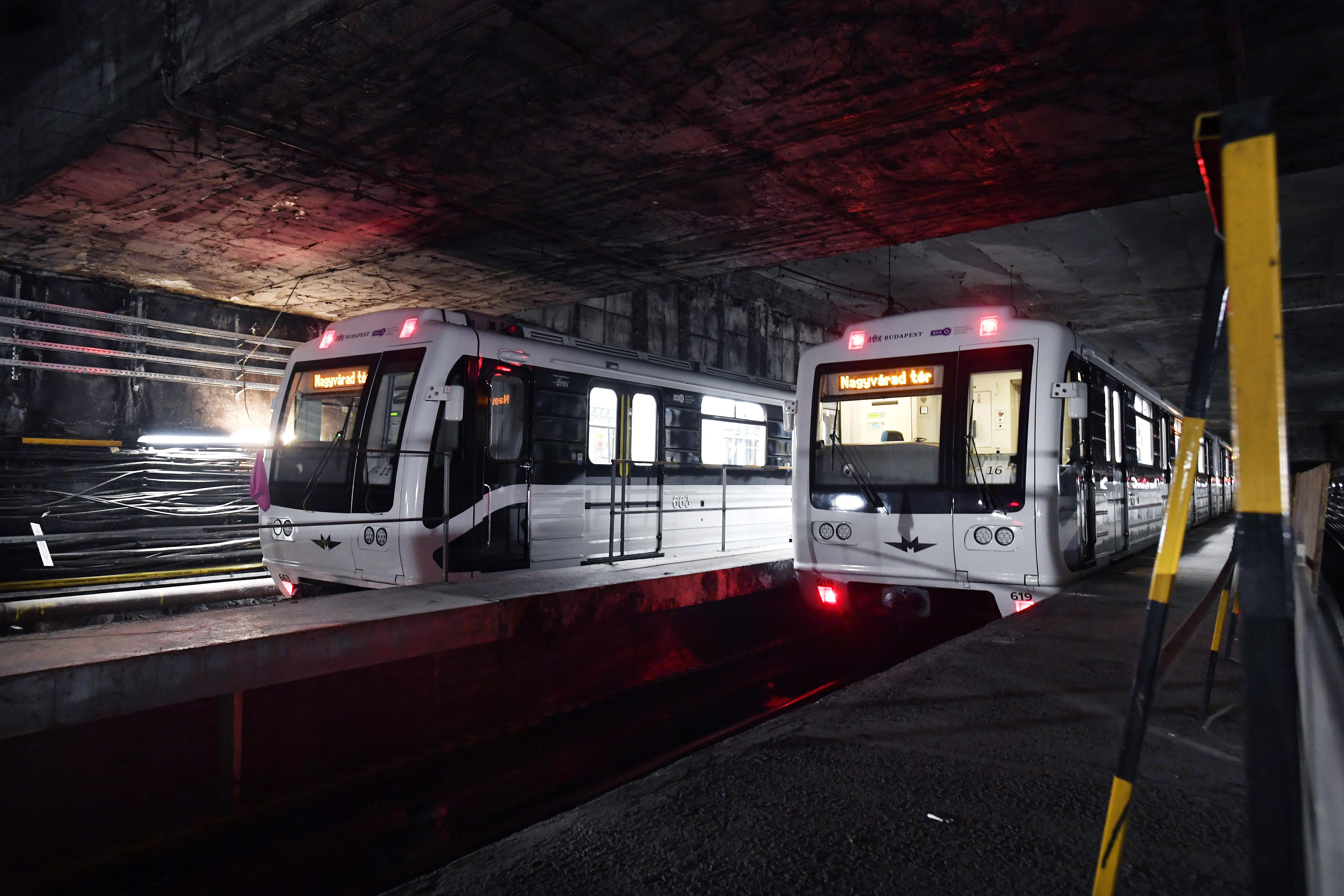 Metróért Egyesület: Drótkötéllel kell megerősíteni a 3-as metró új orosz kocsijait
