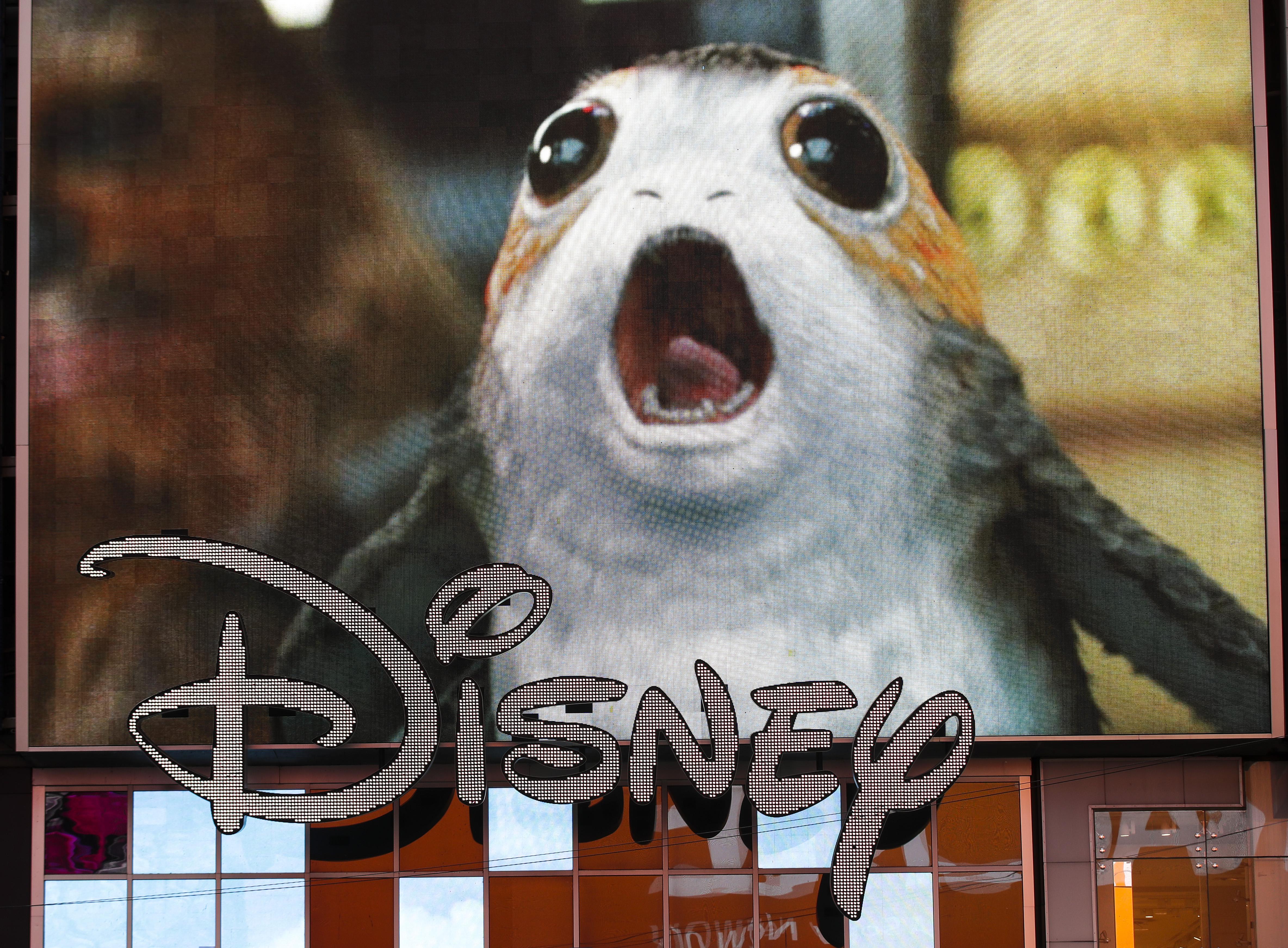 Három hónap alatt annyian fizettek elő a Disney-re, mint a Netflixre öt év alatt