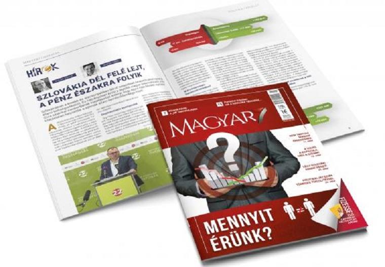 Megint félmilliárd forint közpénz jut egy kormánybarát felvidéki újságnak