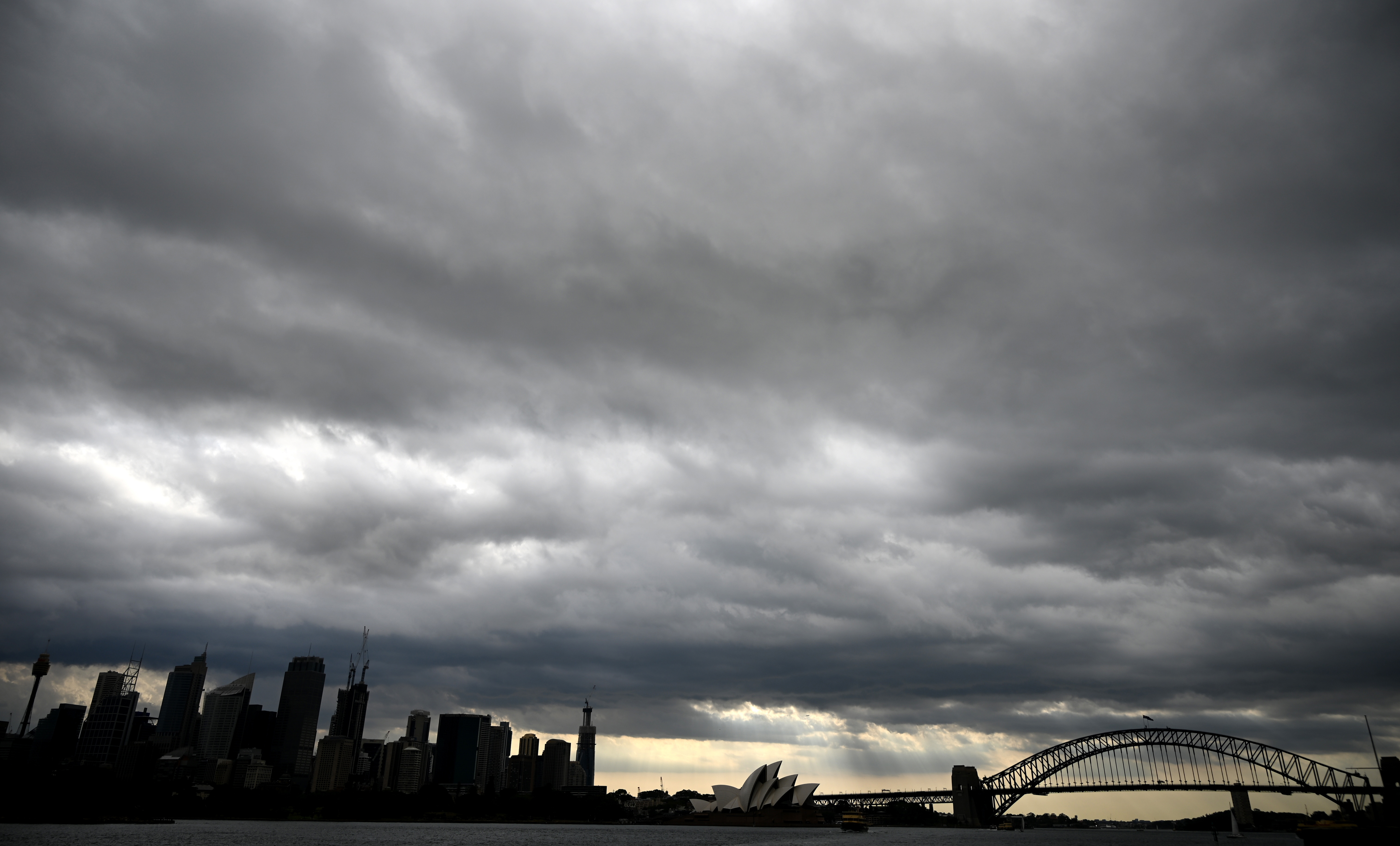 A tűz után most a víz pusztít Sydney-ben