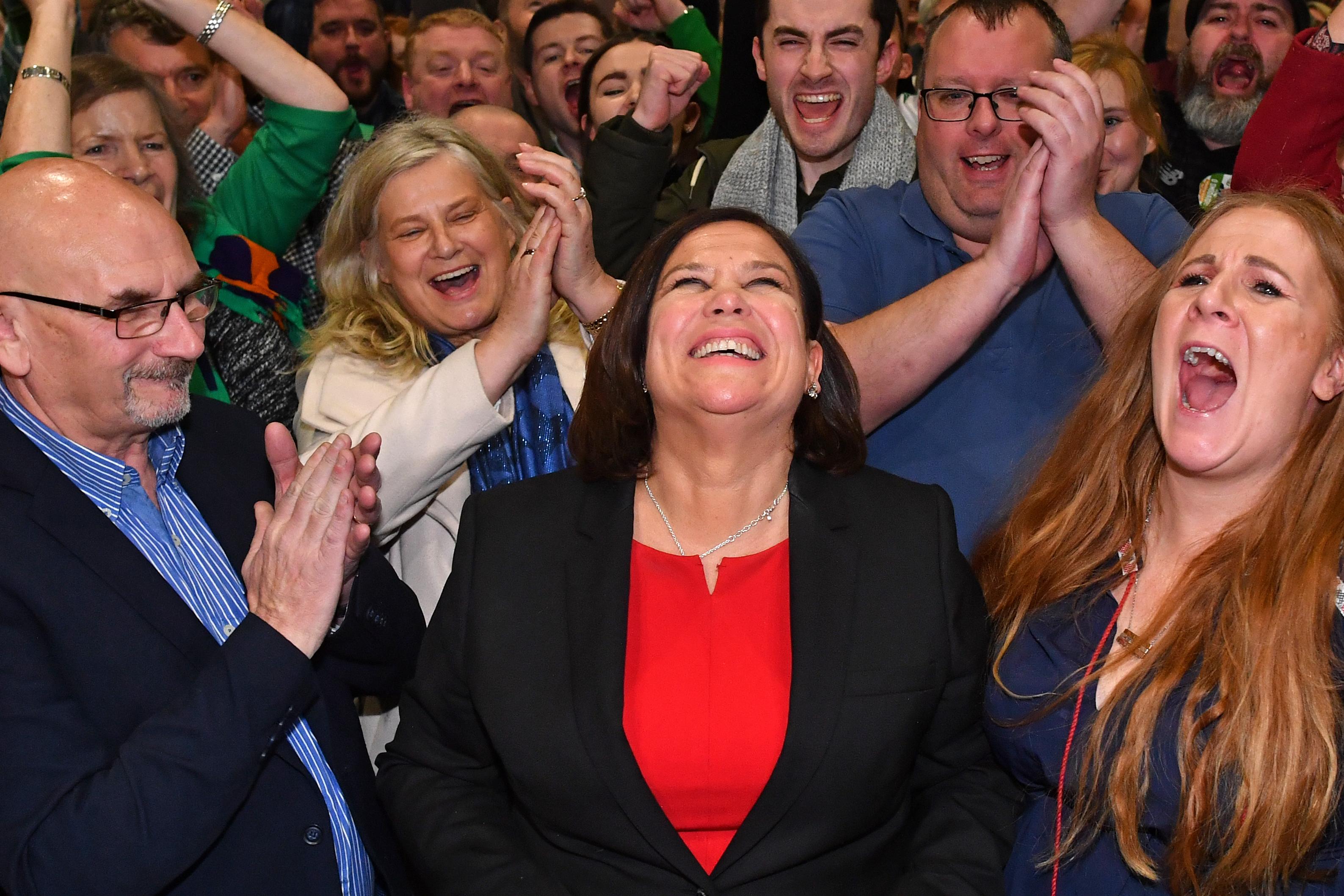 Baloldali-nacionalista áttörés Írországban