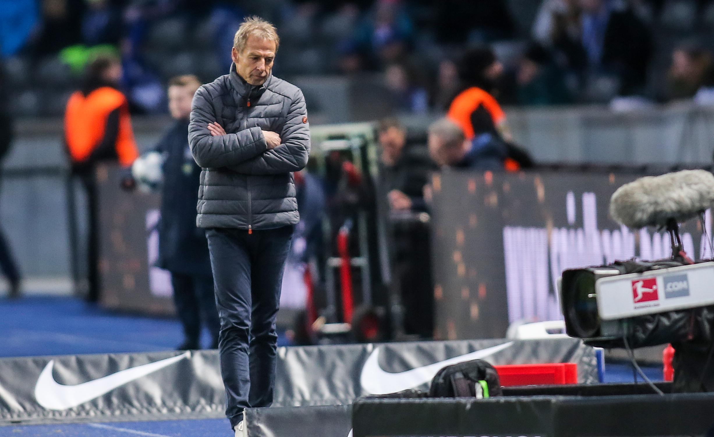 Lemondott Klinsmann, nem nagyon találnak megfelelő embert a Hertha kispadjára Dárdai távozása óta