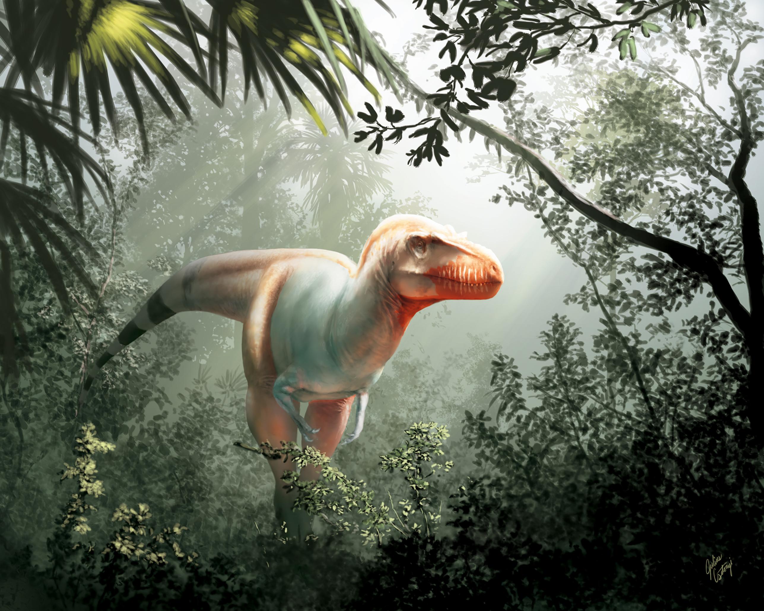 Új dinoszauruszfajra bukkantak Kanadában, a neve: halálosztó