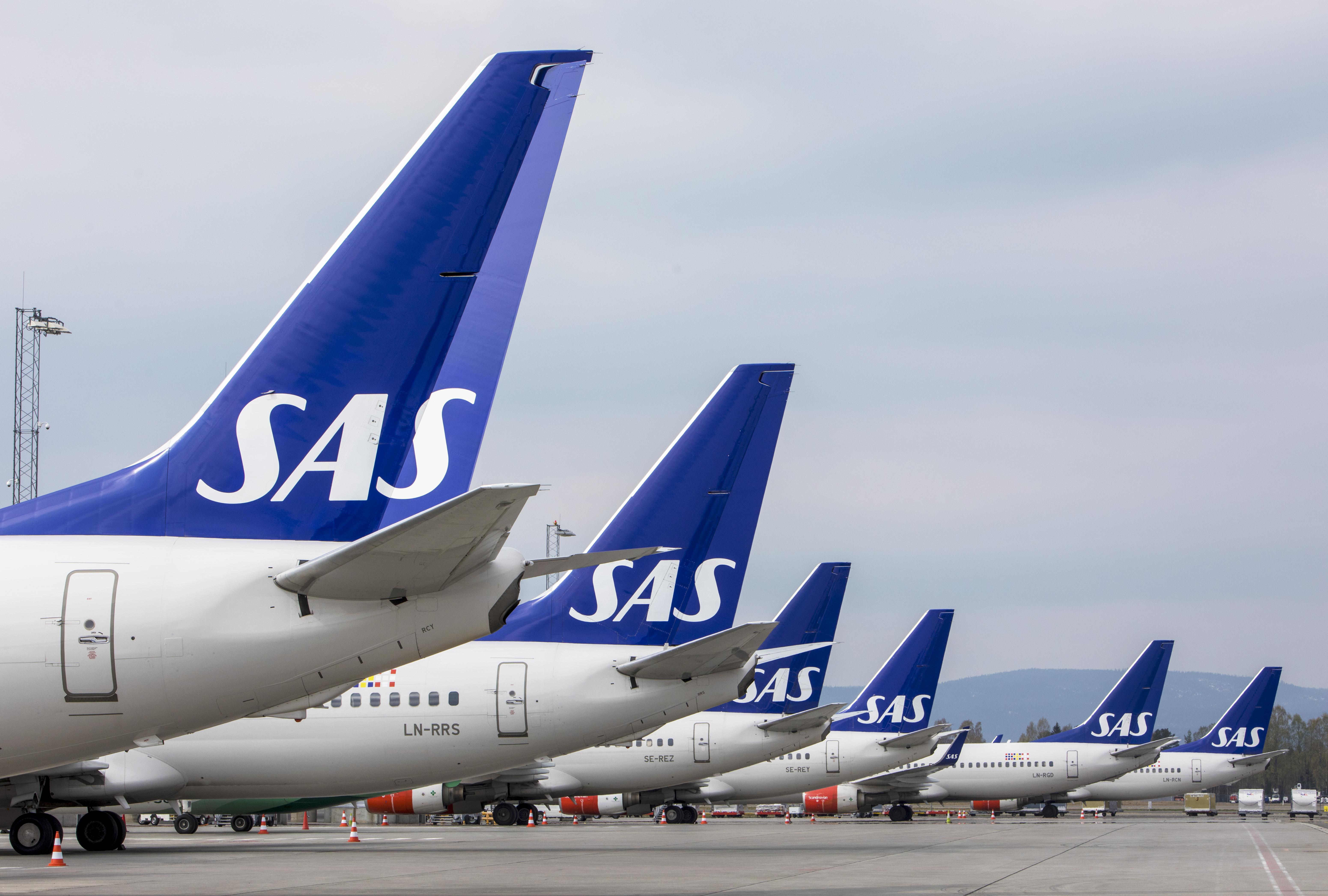 Az SAS légitársaság visszavonta reklámját, amit szerintük a szélsőségesek kiforgattak