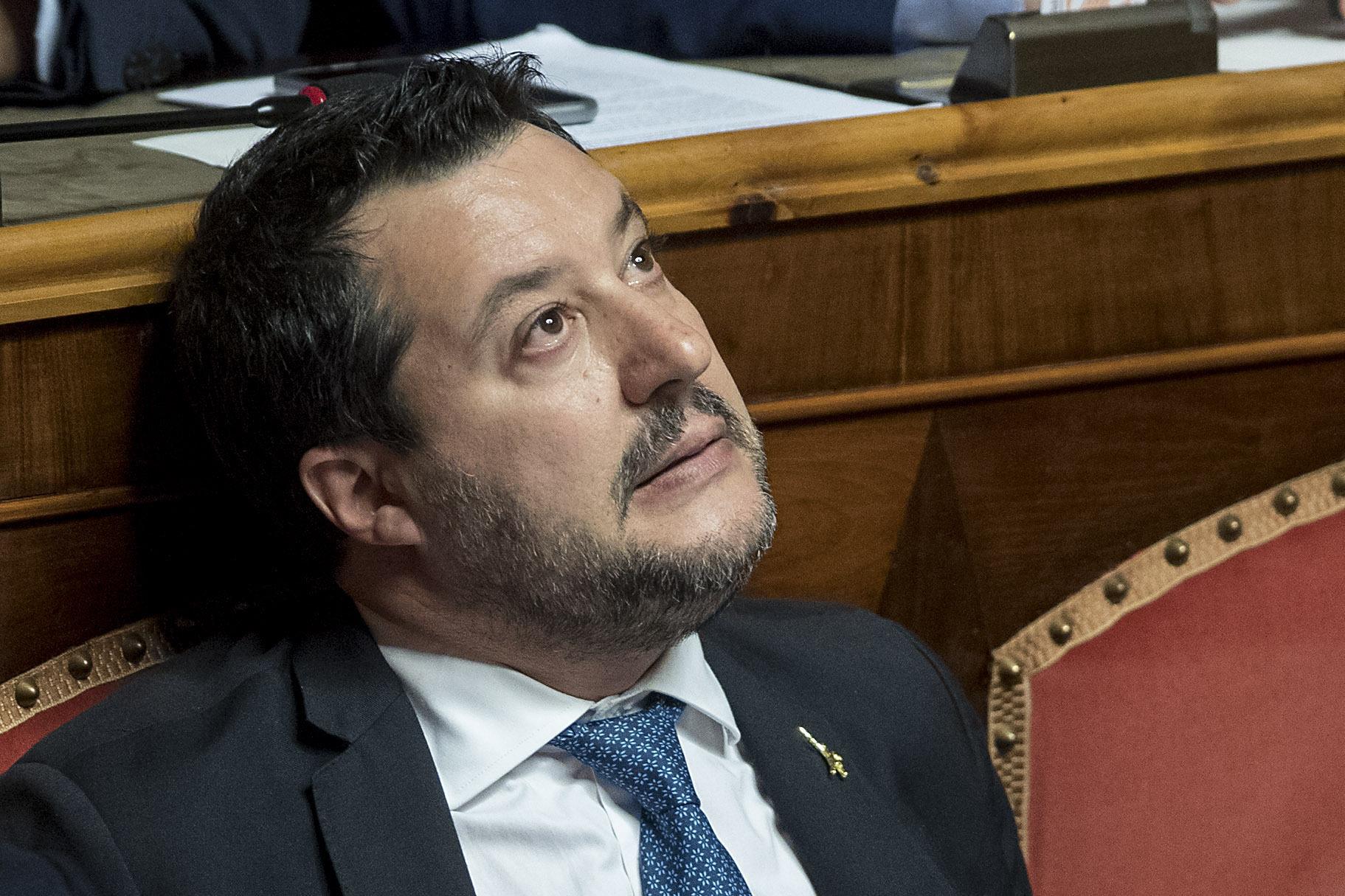 Salvini lengyelekkel és magyarokkal új európai parlamenti frakció létrehozásán dolgozik
