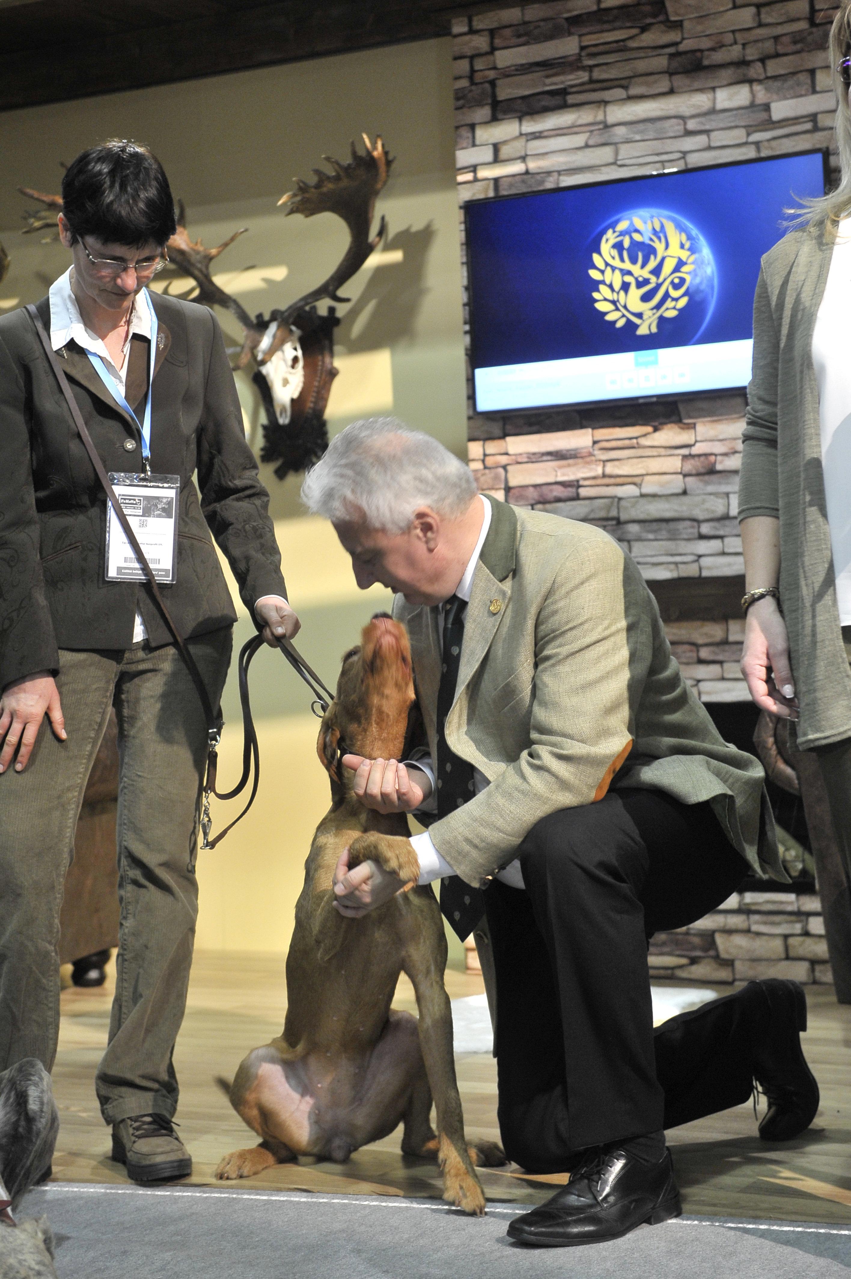 Újabb 6,2 milliárd megy el a vadászati világkiállításra