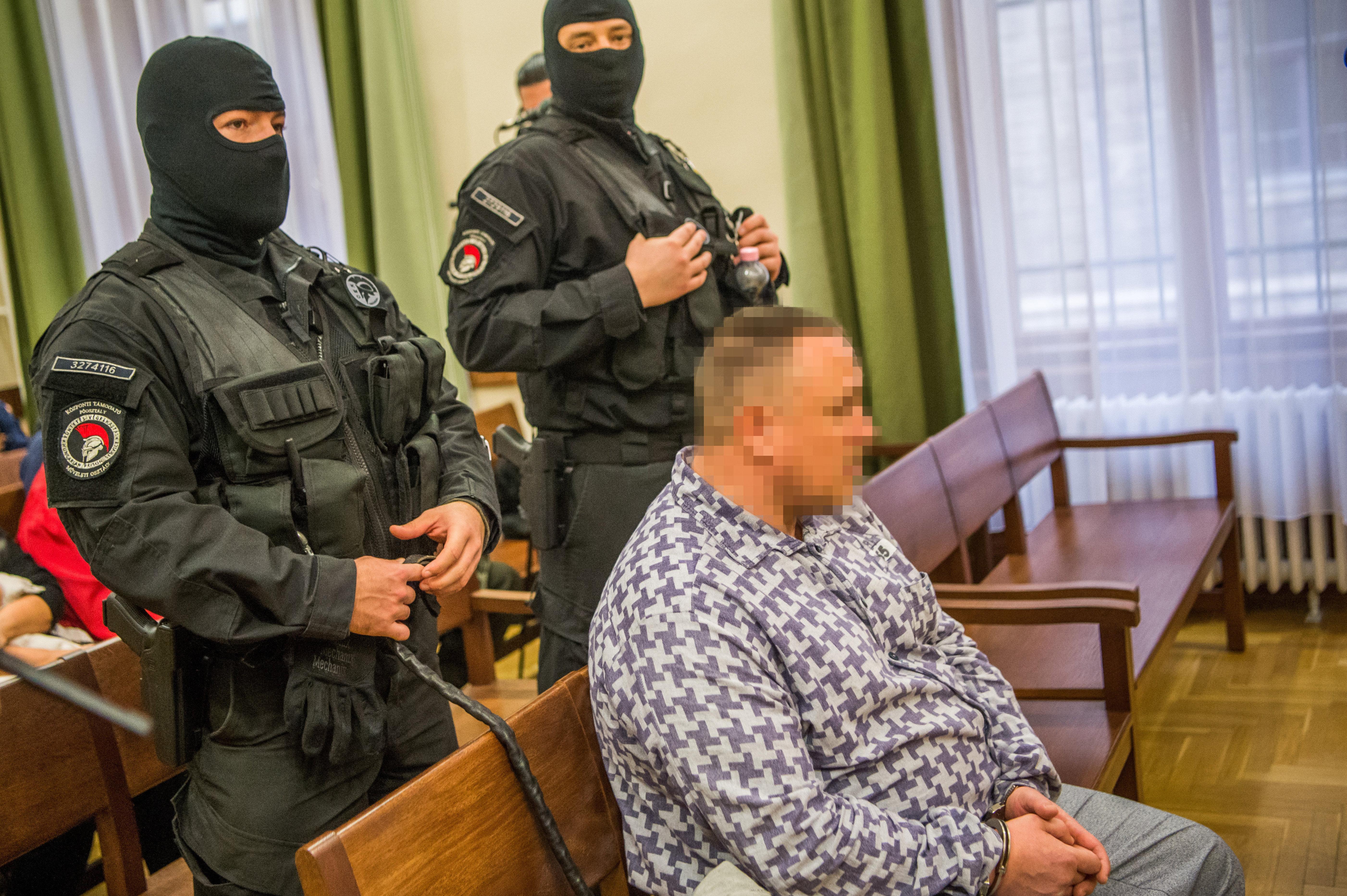 Felmentette a bíróság a Prisztás-gyilkosság másodrendű vádlottját