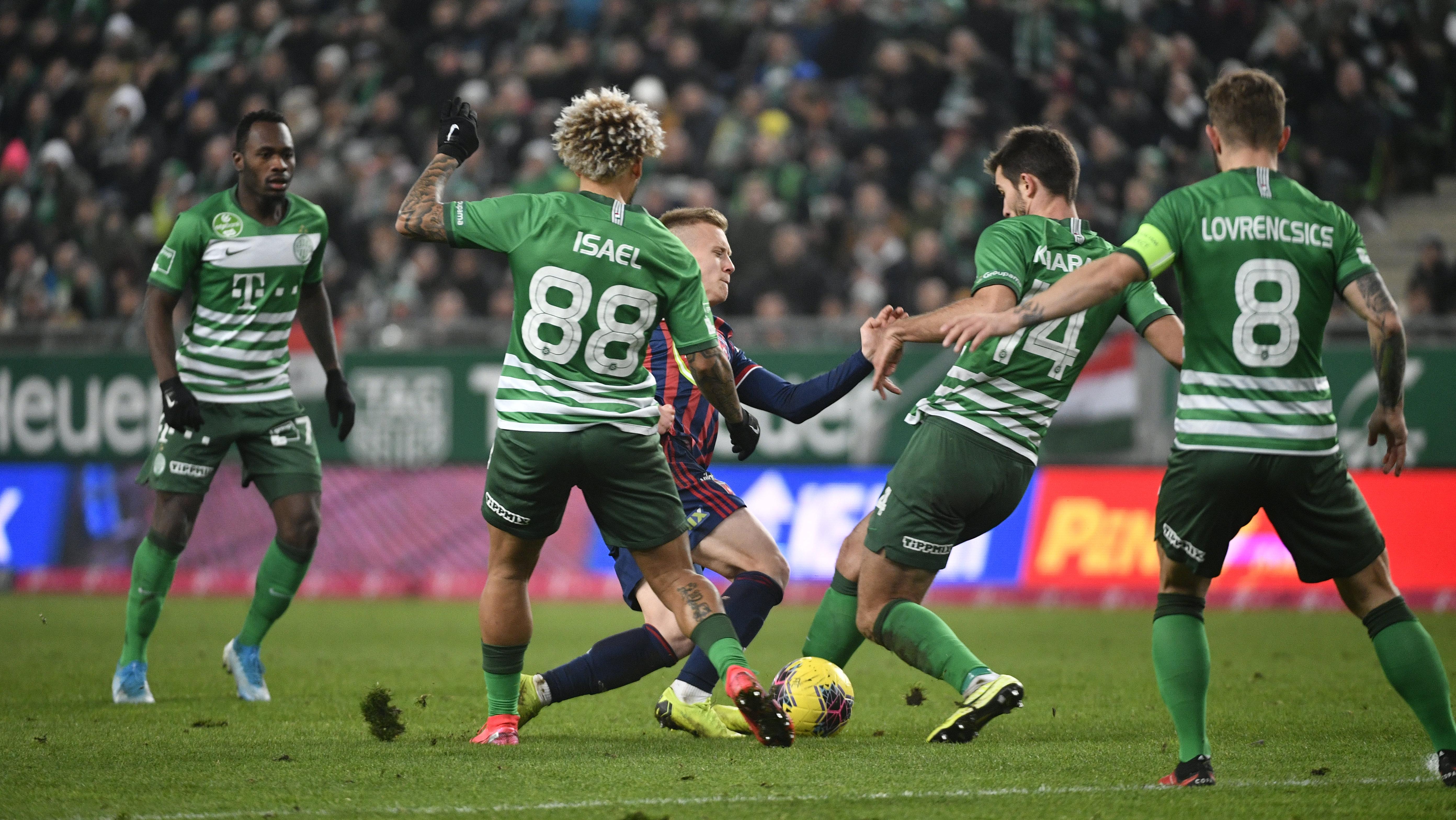 A Nemzeti Sport olyan beszámolót írt a Fradi-Fehérvárról, hogy azt minden fociszurkoló megkönnyezi