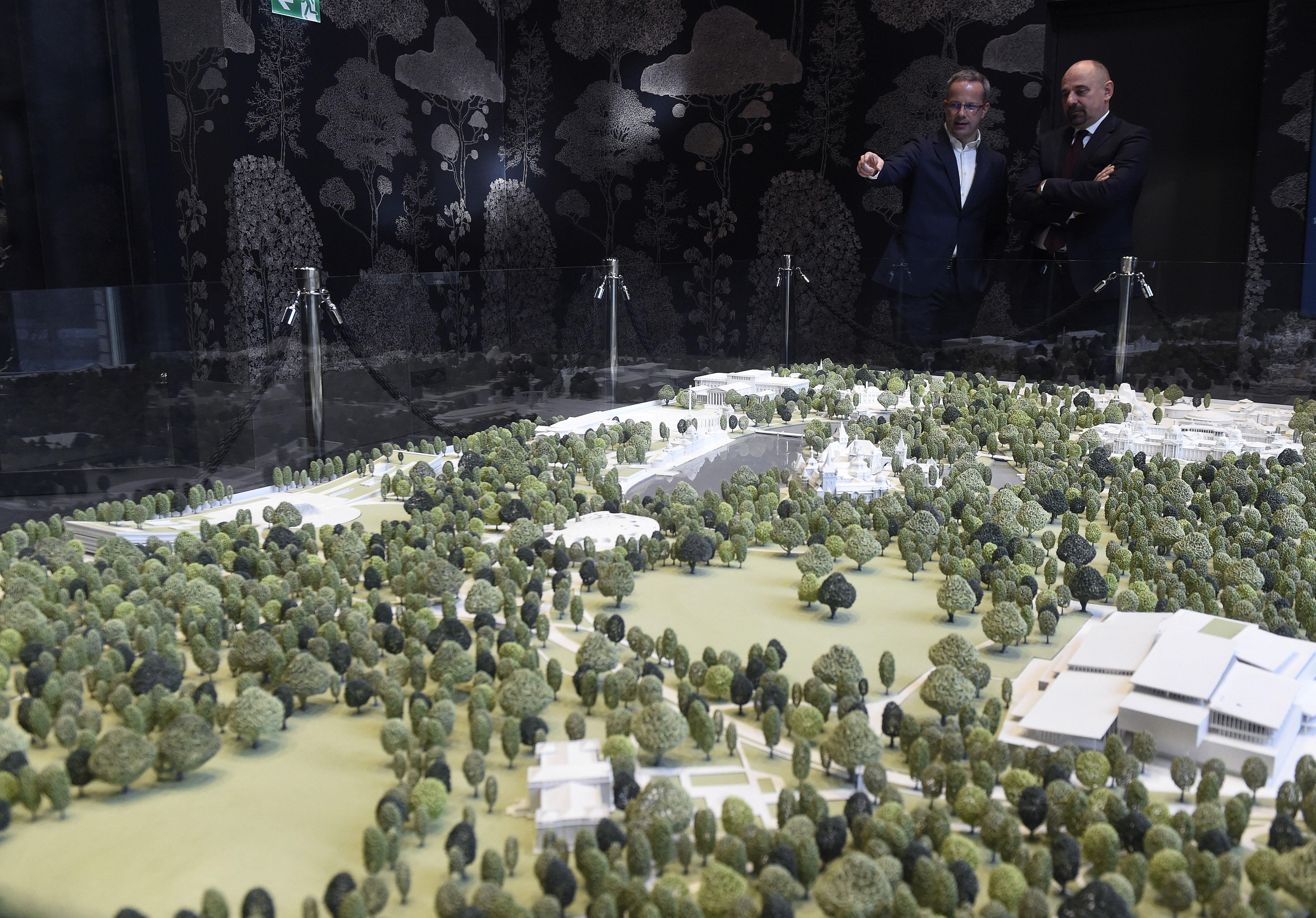Még egy kapavágás sem történt, de már háromszor annyiba kerül az új Nemzeti Galéria, mint eredetileg tervezték