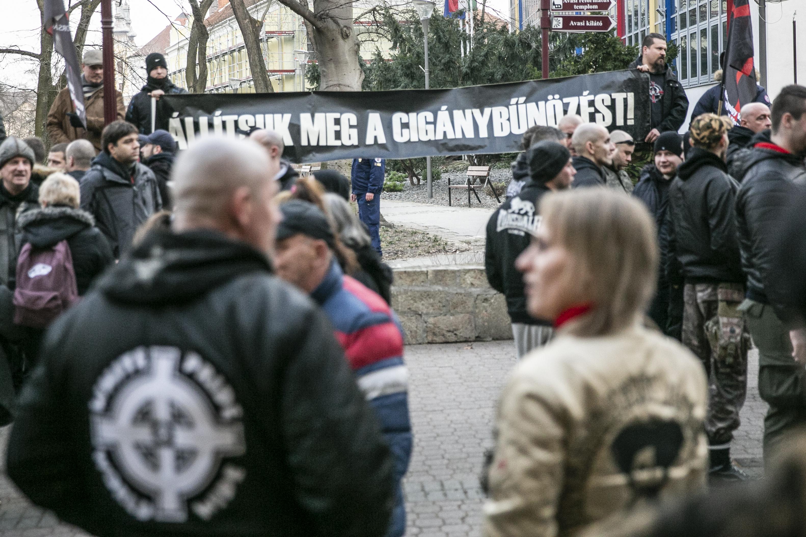 Országos Roma Önkormányzat: A bűnnek nem színe van, hanem elkövetője, a felelősségről pedig nem politikai érdekemberek fognak dönteni