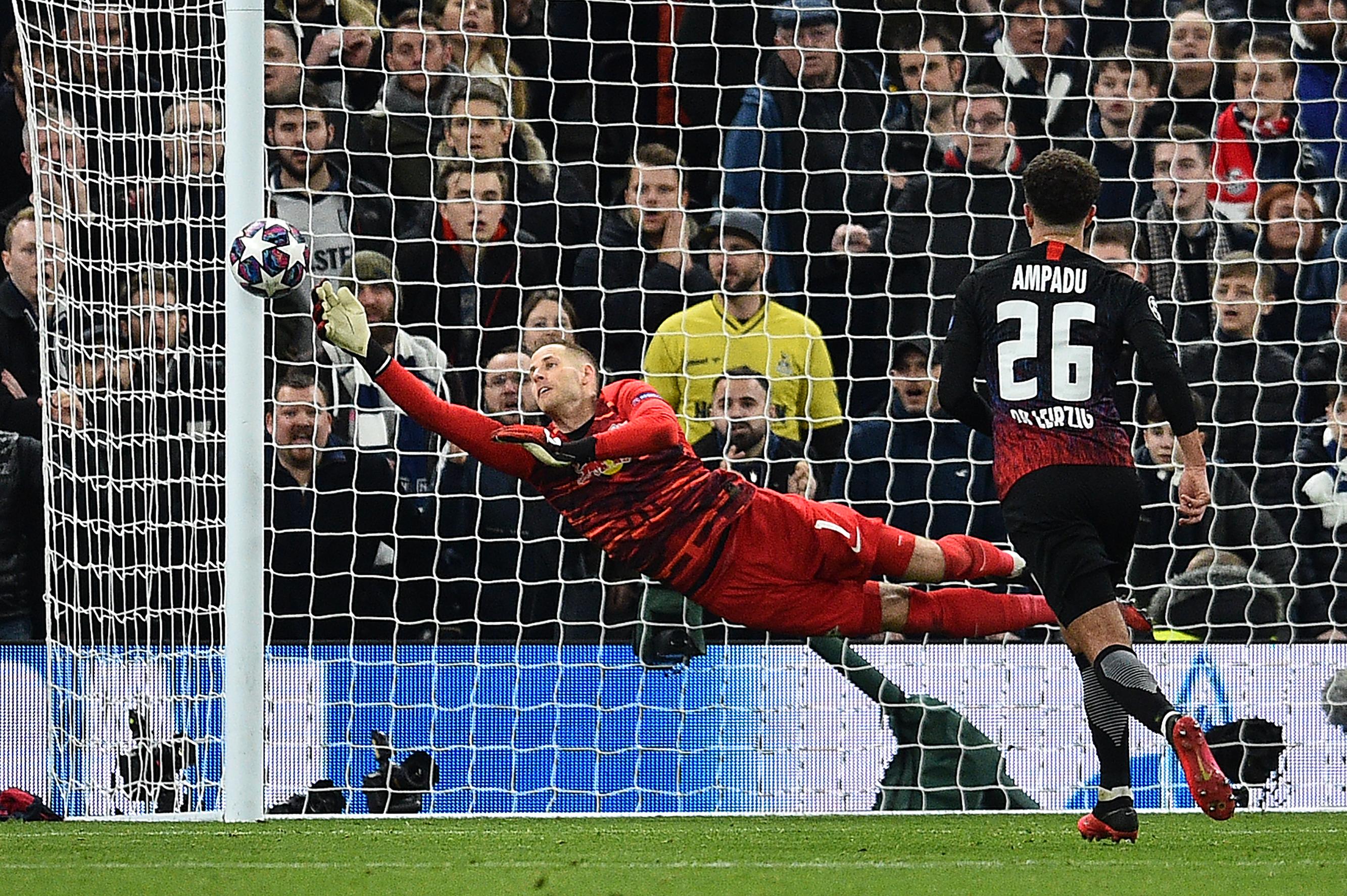 Gulácsinak nem tudott gólt rúgni a Tottenham Londonban