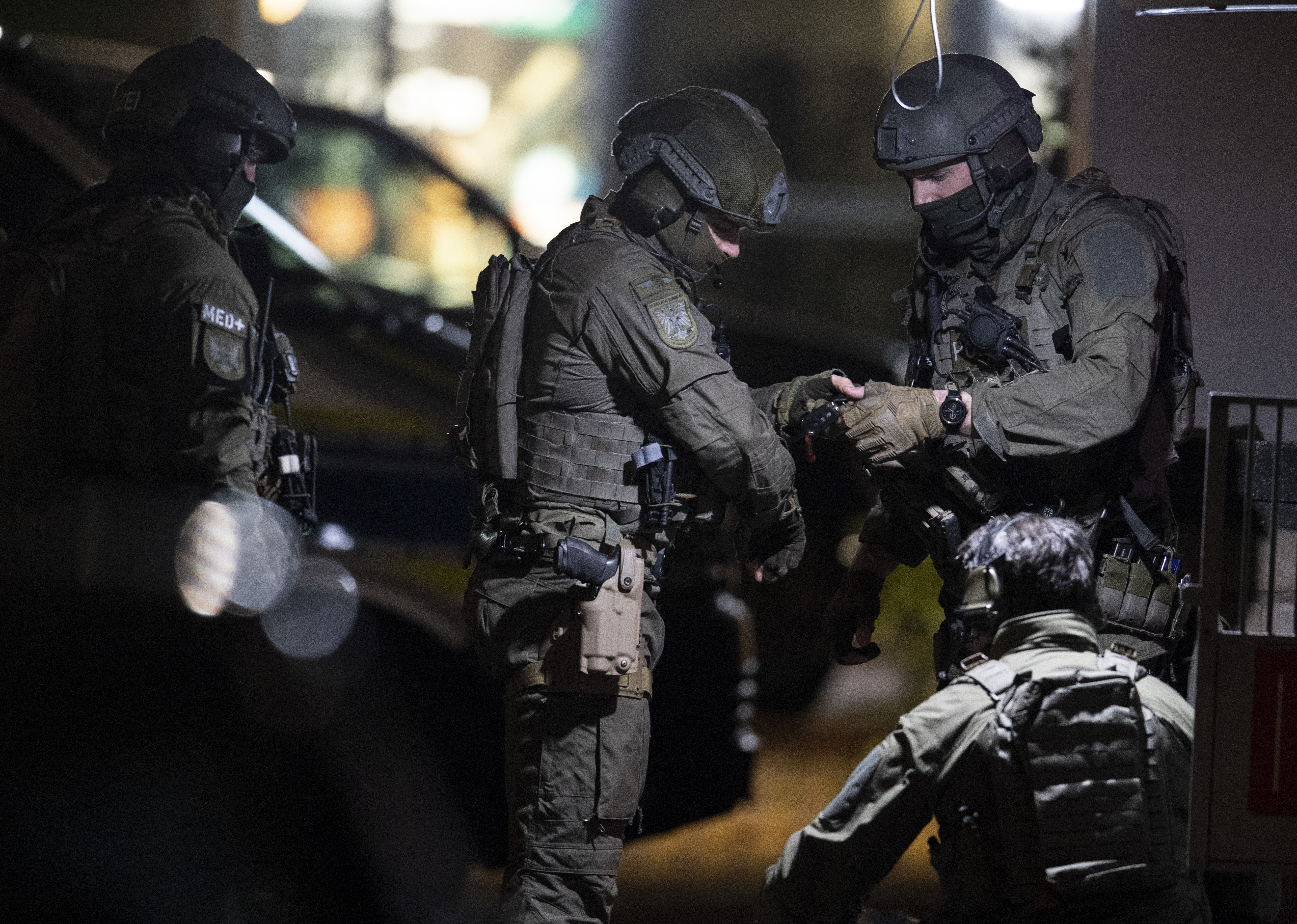 Szélsőjobboldali terrorakcióként kezelik a németországi lövöldözést