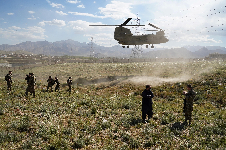 Február legvégén békét köthet az USA a tálibokkal