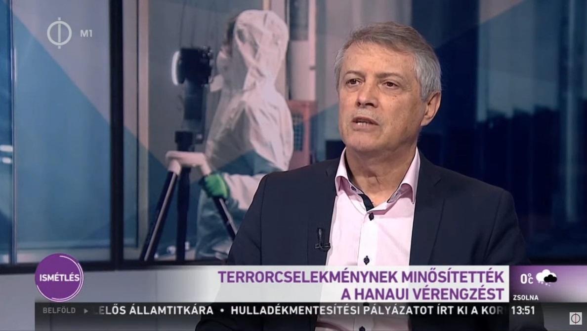 A közmédiában önvédelmi reflexet és a németeket ért igazságtalanságot emlegetve mentegetik a szélsőjobbos tömegmészárlást