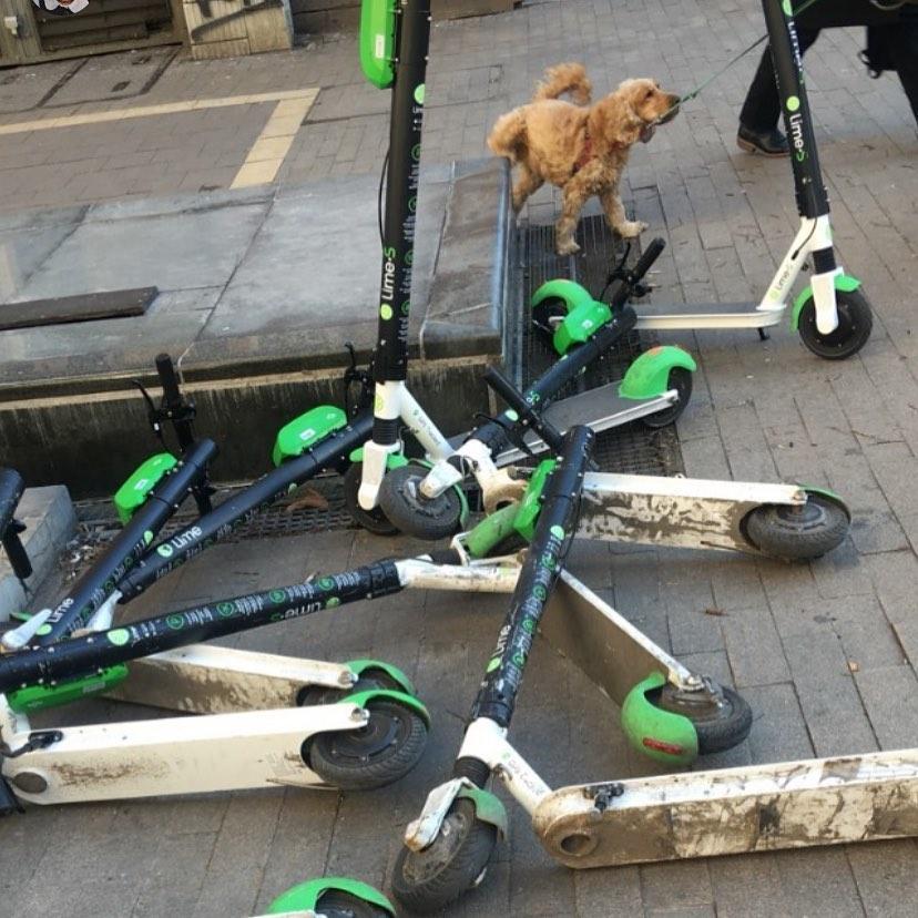 A kormány elkezdett dolgozni az elektromos rollerek szabályozásán