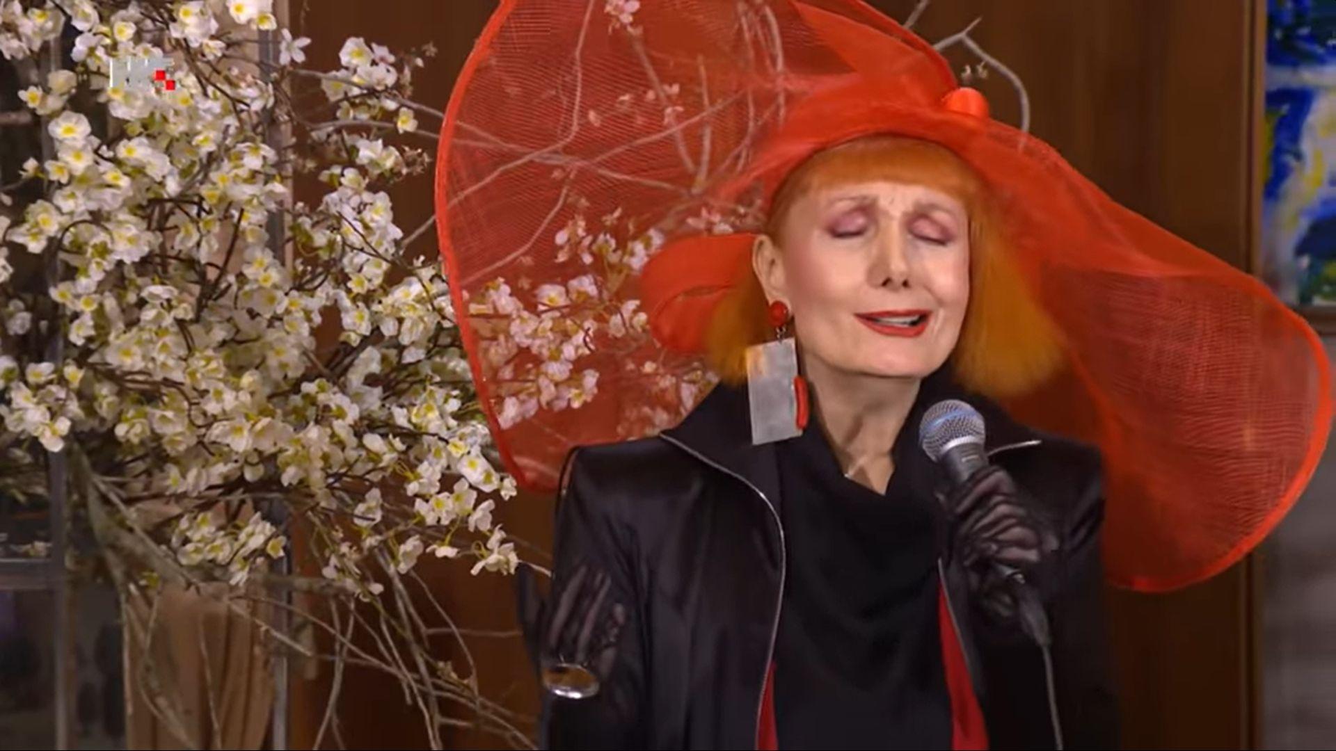 Feljelentették az új horvát elnök beiktatásán a himnuszt éneklő horvát énekesnőt
