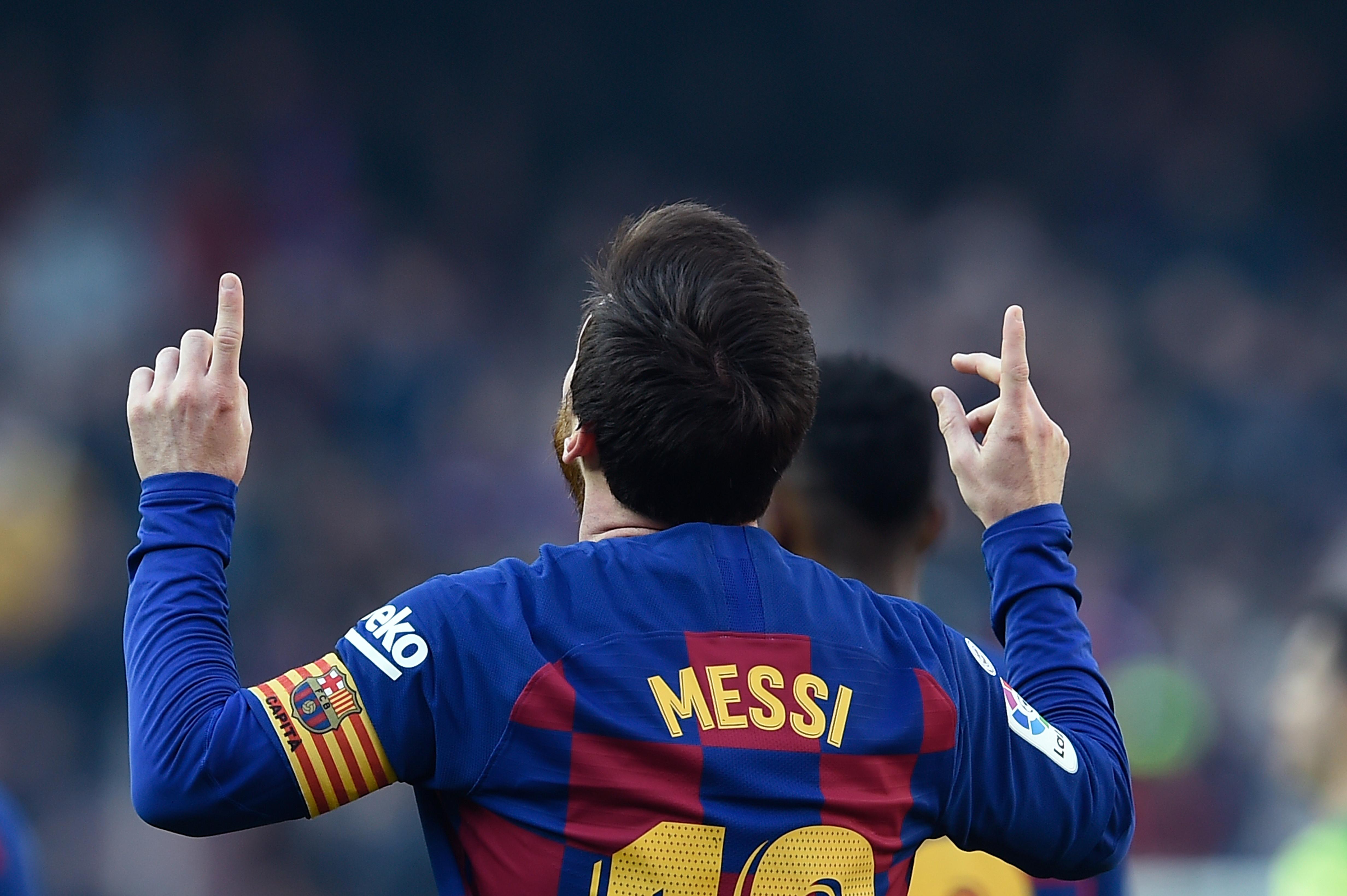Messi: Vállalom a felelősséget a hibáimért