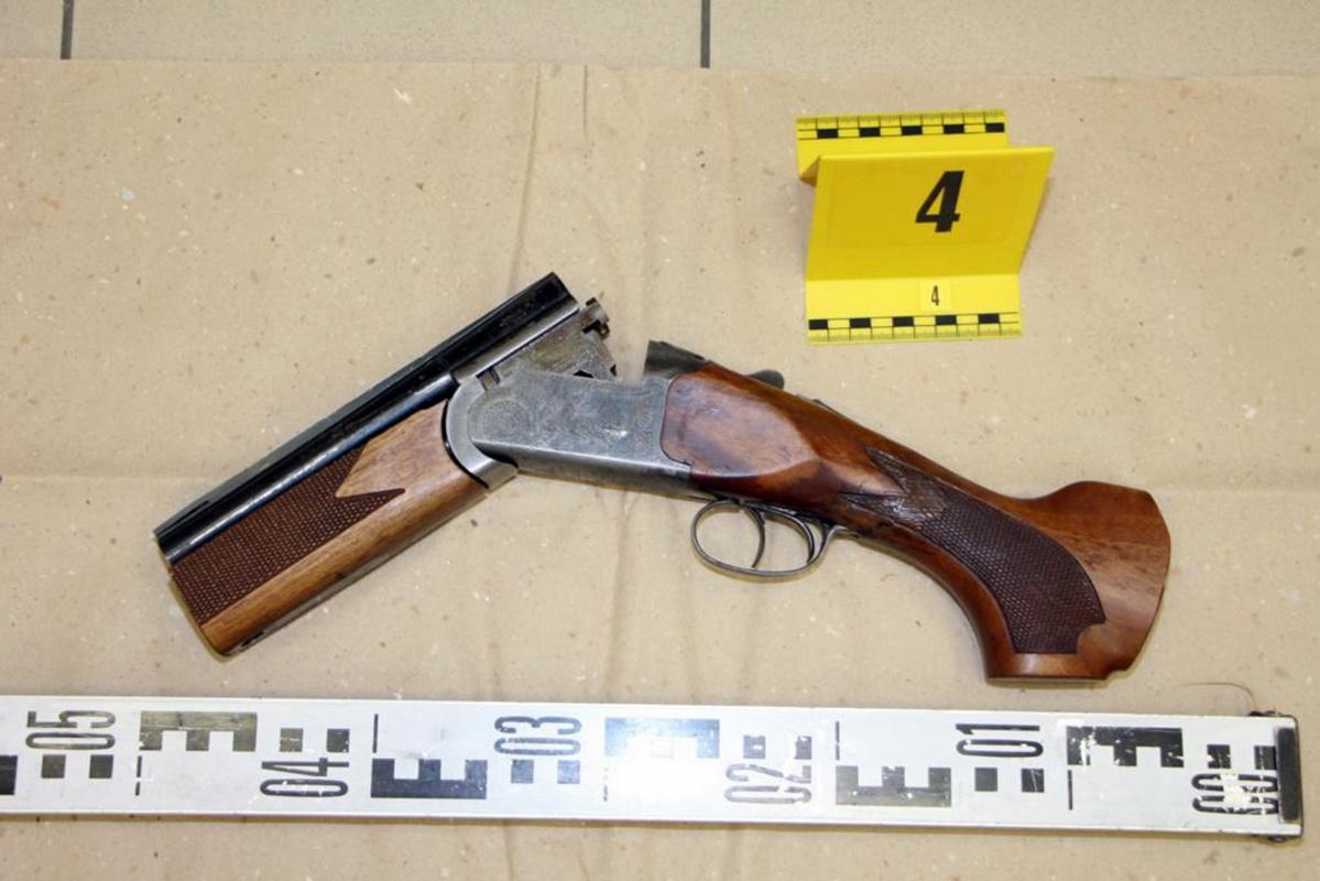 Befejezték a nyomozást a 75 éves kecskeméti férfi ügyében, aki egy sörétes puskával akarta megölni a volt élettársát