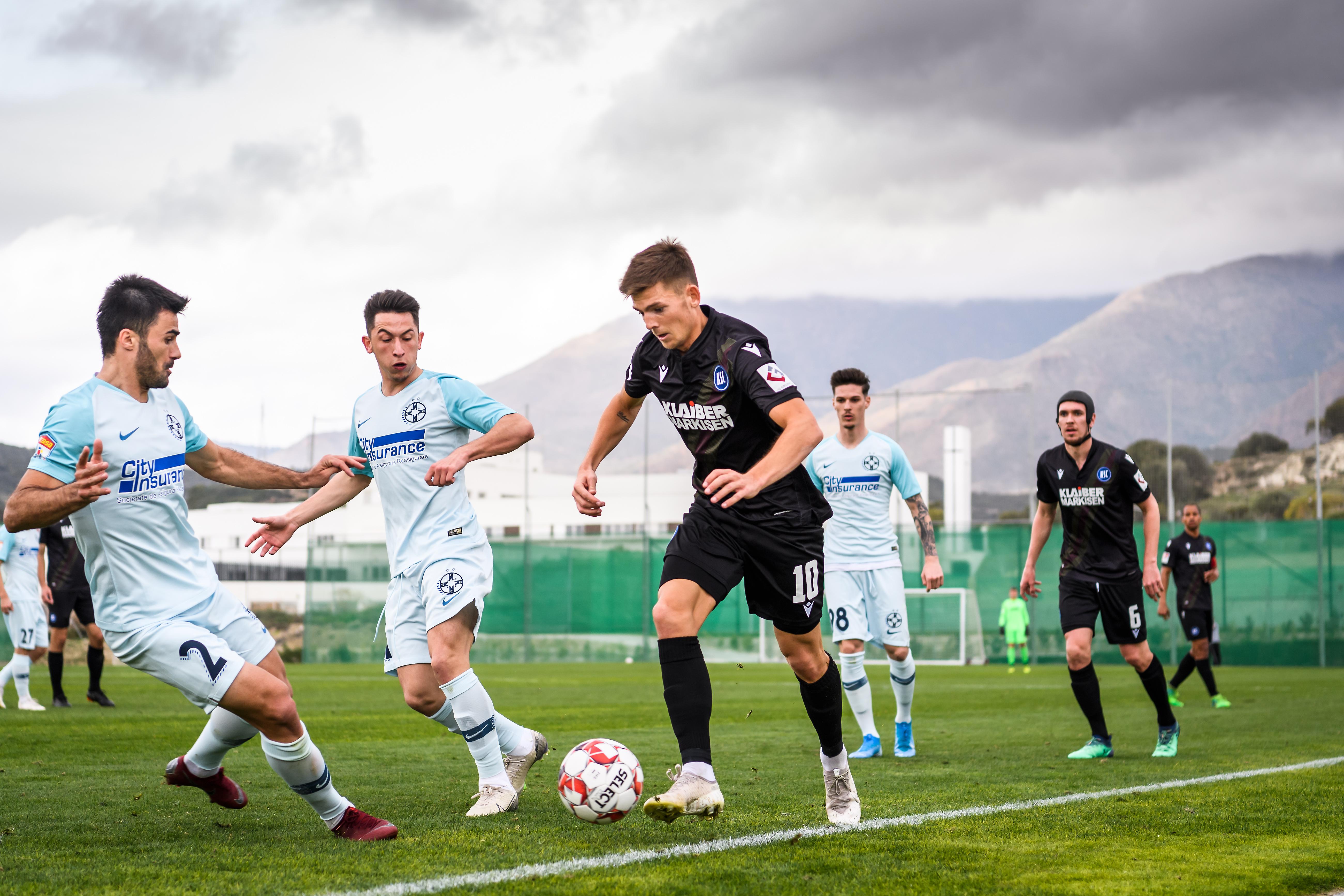 A FCSB magyarellenes rigmusokkal ünnepelte a kupagyőzelmet
