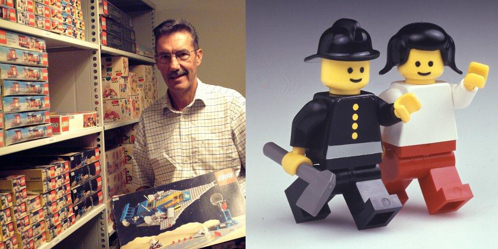 Meghalt Jens Nygaard Knudsen, a Lego-figurák alkotója