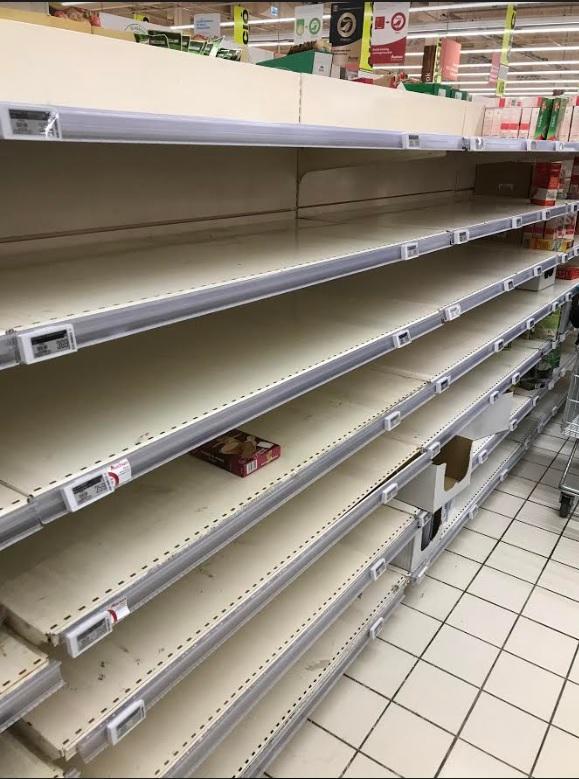 Kereskedelmi szövetség: nem kell aggódni, van elég élelmiszer