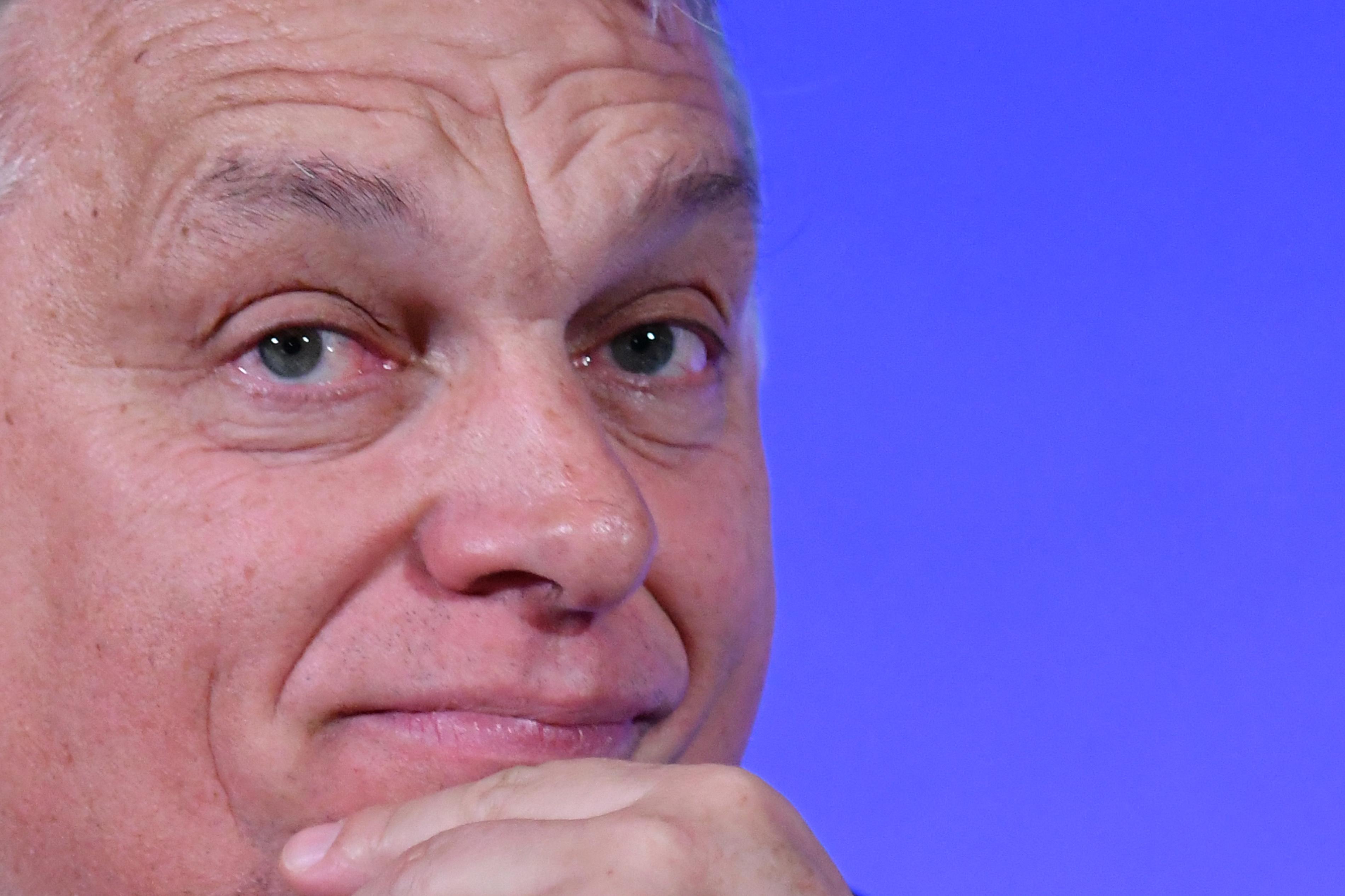 Orbán kijelölte maga helyett az ellenséget