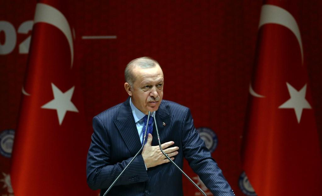 Erdogan a francia termékek bojkottjára szólította fel a törököket